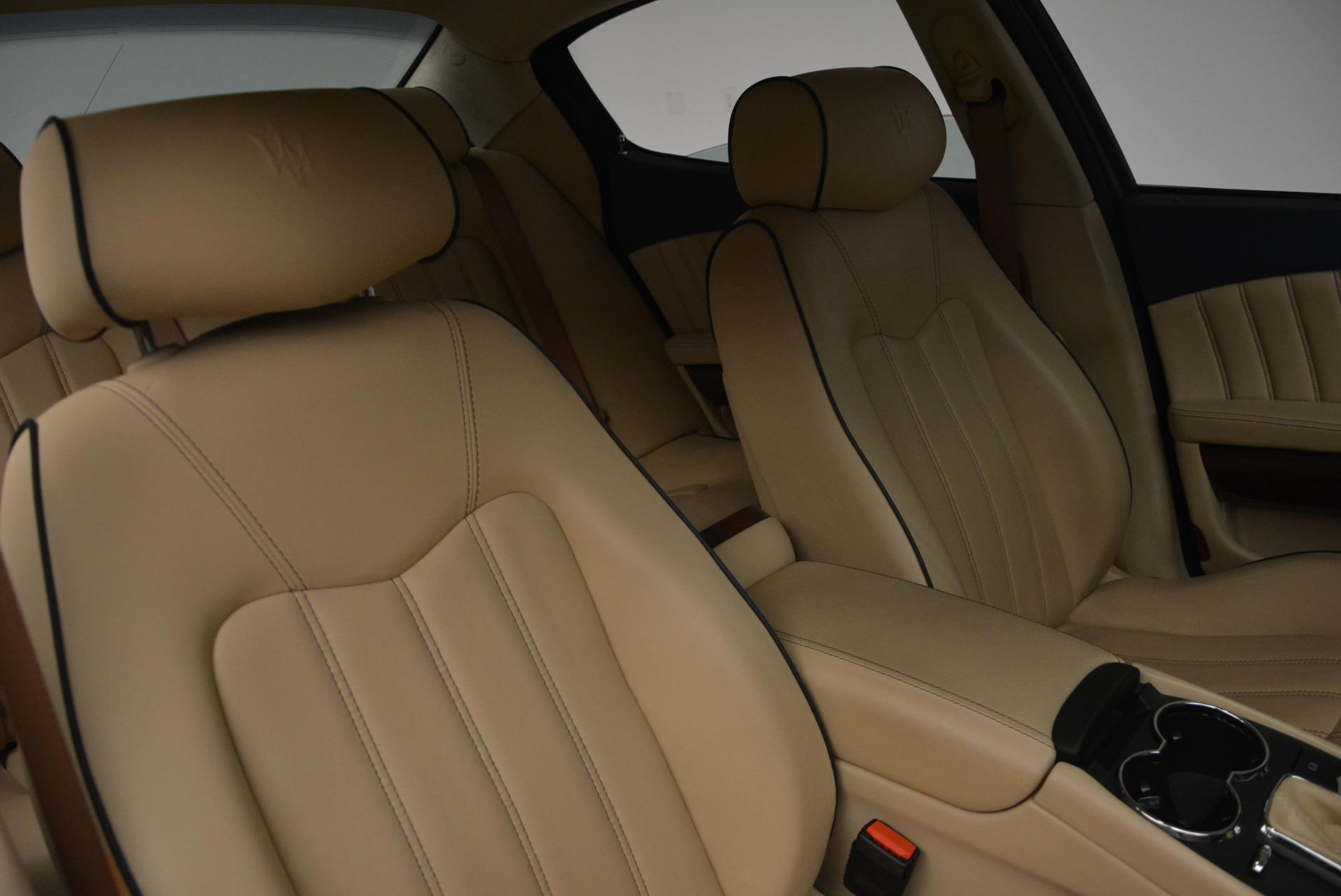 Used 2010 Maserati Quattroporte S For Sale In Greenwich, CT. Alfa Romeo of Greenwich, 1267 795_p17
