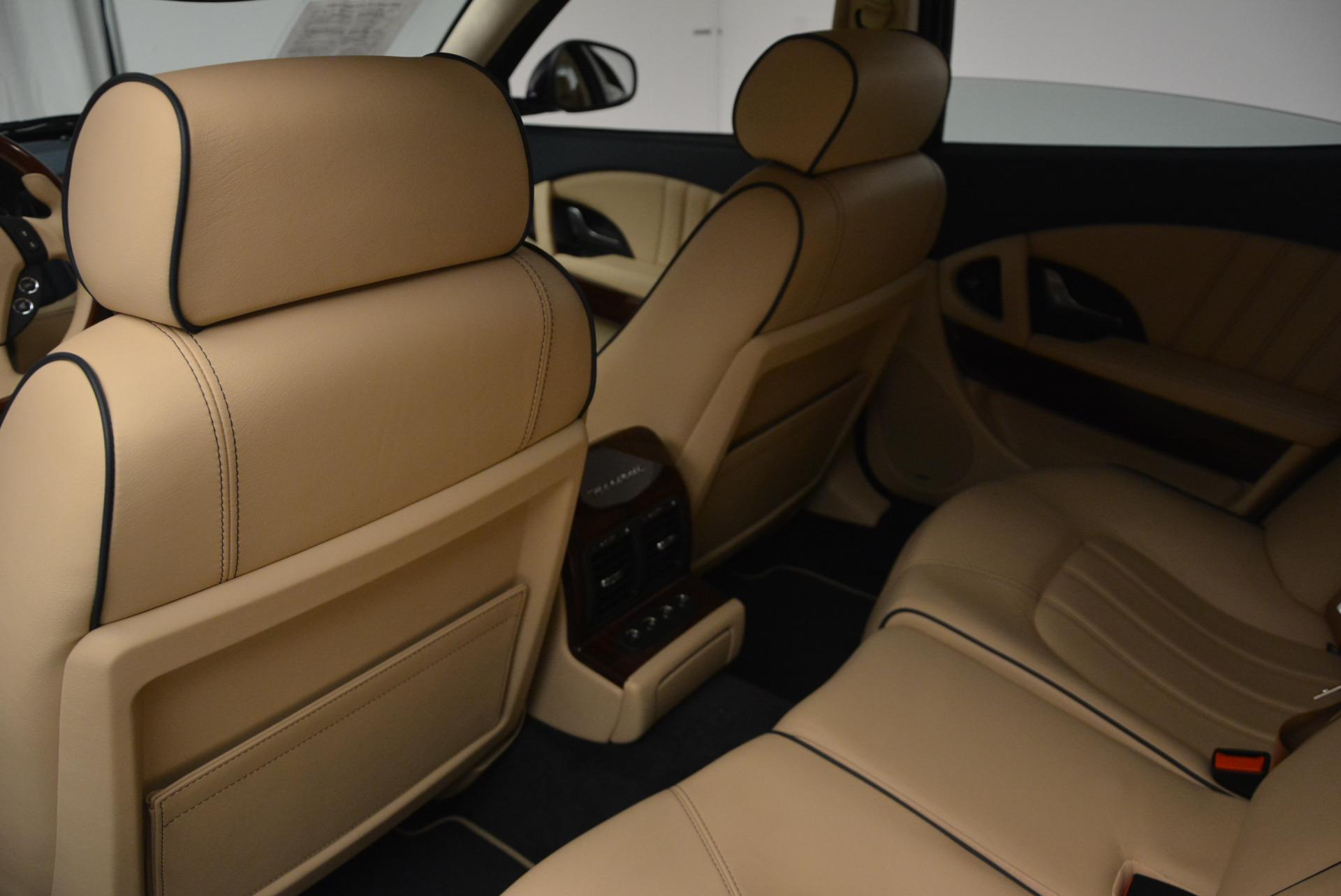 Used 2010 Maserati Quattroporte S For Sale In Greenwich, CT. Alfa Romeo of Greenwich, 1267 795_p25