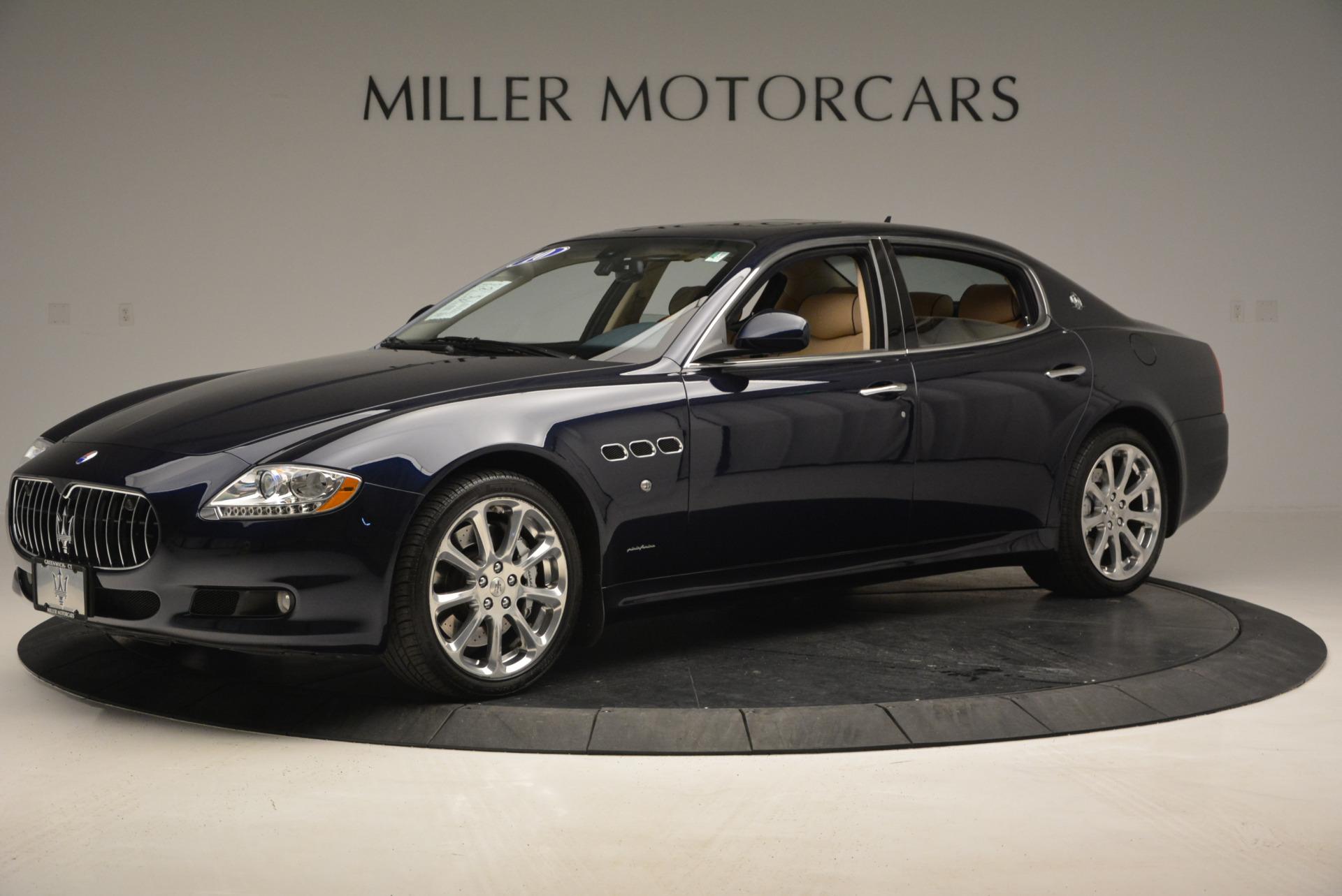 Used 2010 Maserati Quattroporte S For Sale In Greenwich, CT. Alfa Romeo of Greenwich, 1267 795_p2