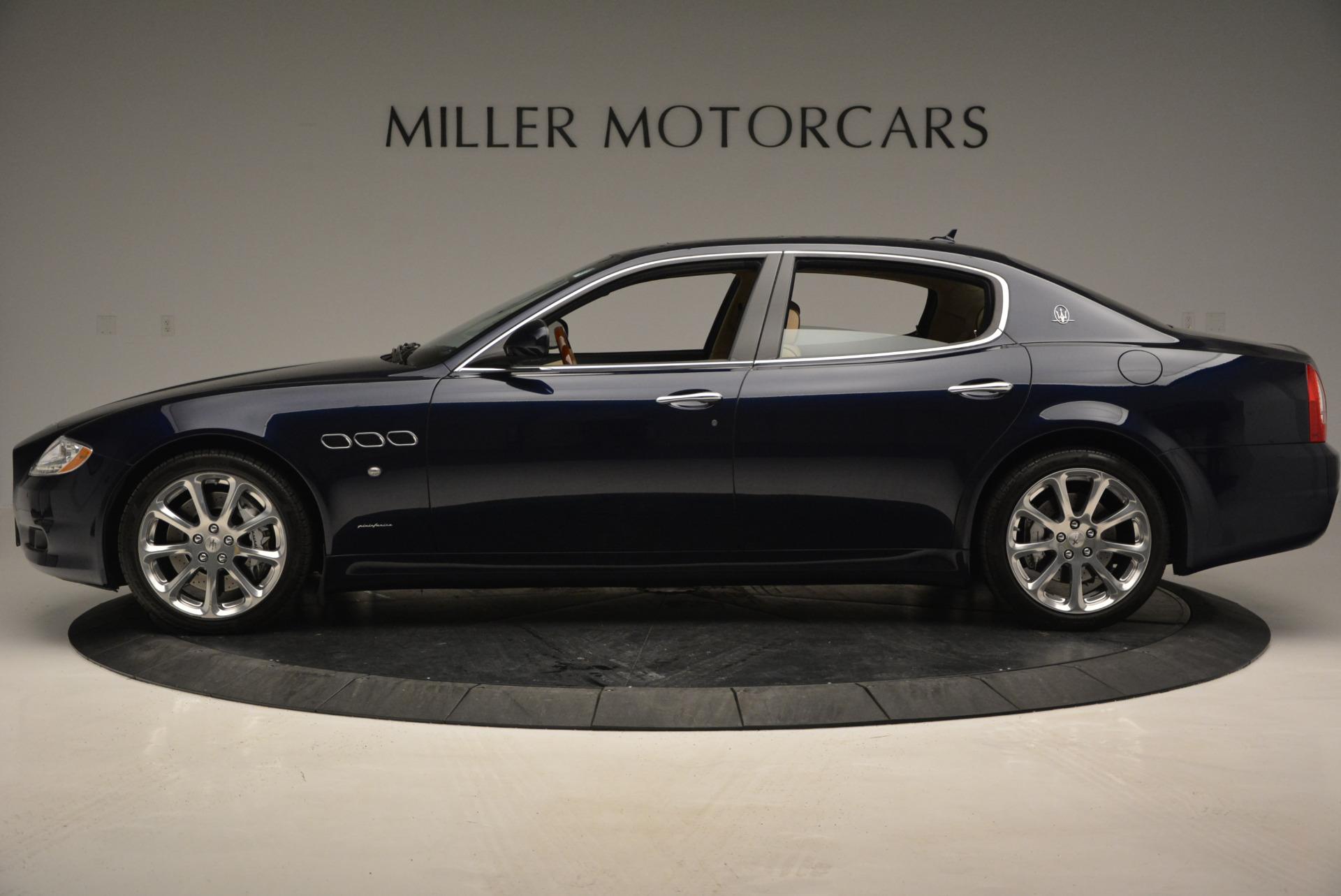 Used 2010 Maserati Quattroporte S For Sale In Greenwich, CT. Alfa Romeo of Greenwich, 1267 795_p3