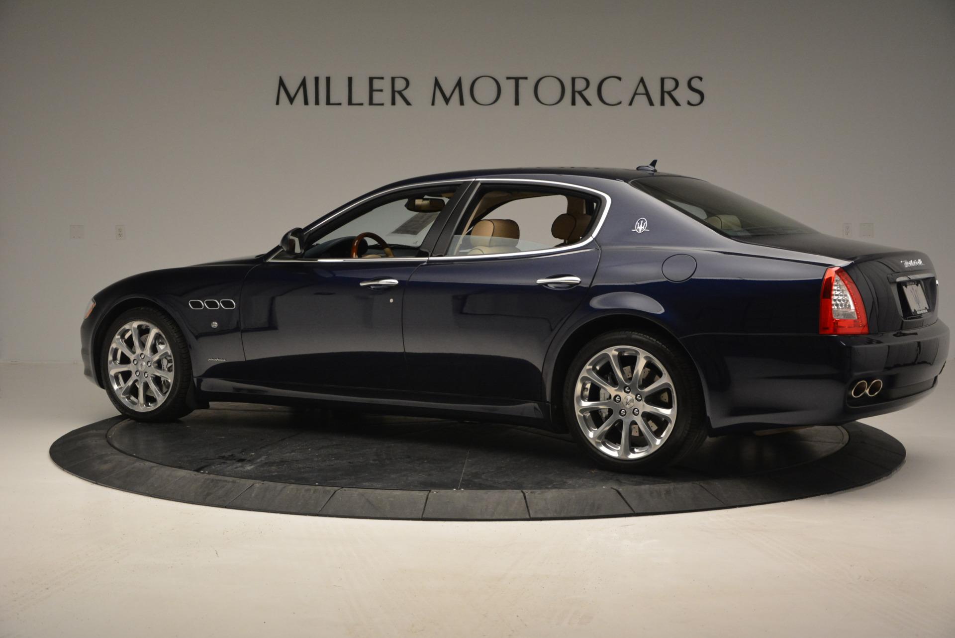 Used 2010 Maserati Quattroporte S For Sale In Greenwich, CT. Alfa Romeo of Greenwich, 1267 795_p4