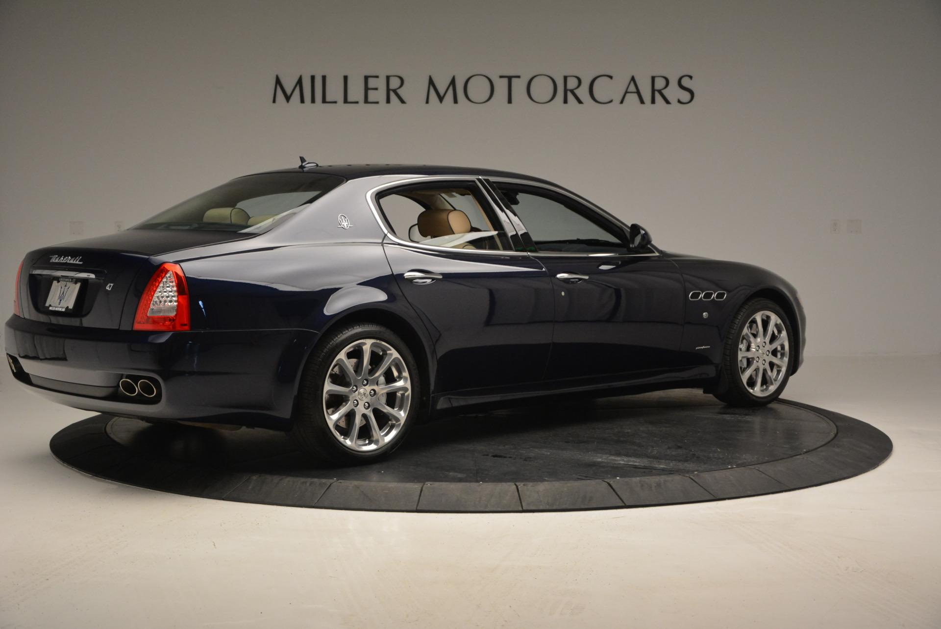 Used 2010 Maserati Quattroporte S For Sale In Greenwich, CT. Alfa Romeo of Greenwich, 1267 795_p8