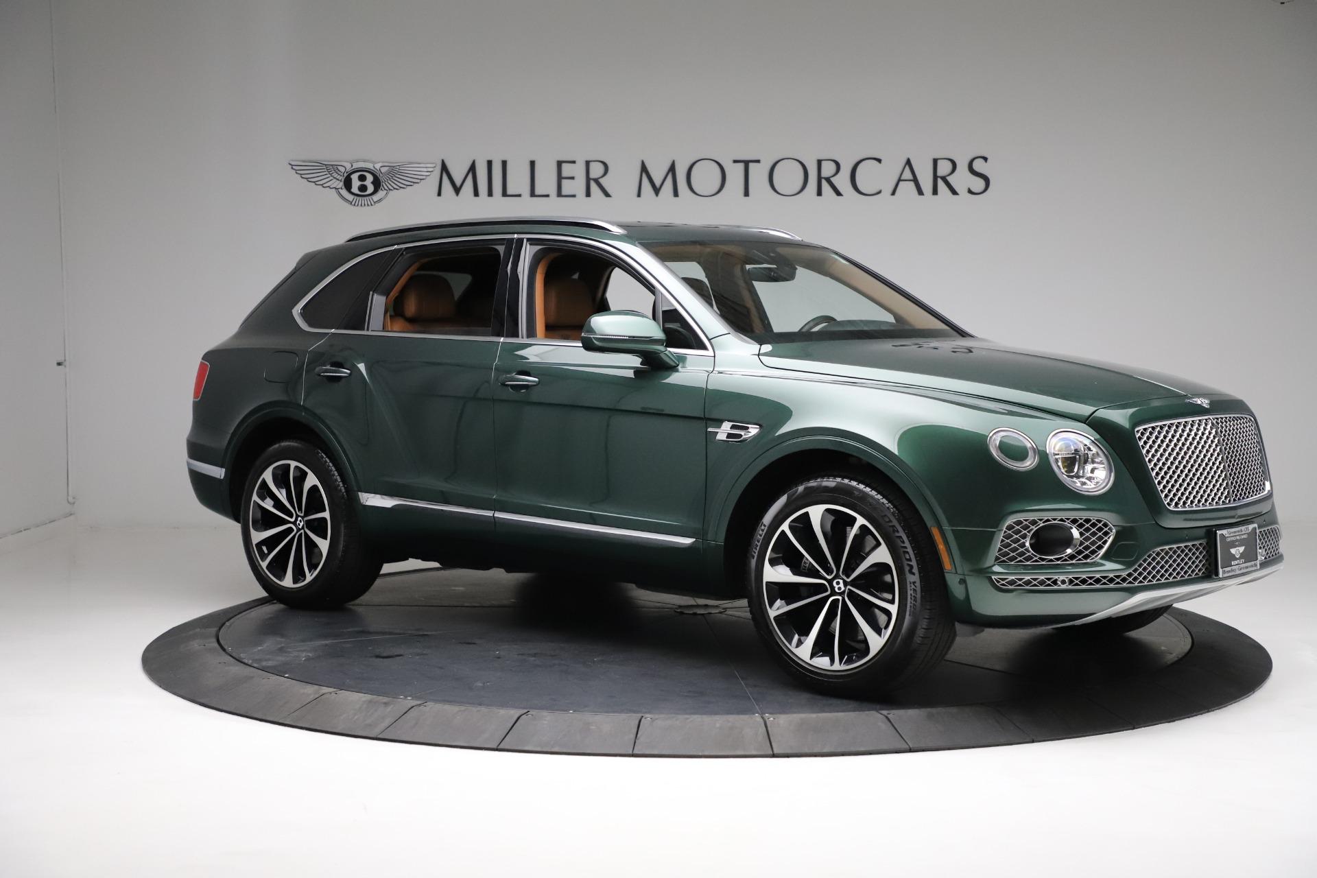 New 2017 Bentley Bentayga  For Sale In Greenwich, CT. Alfa Romeo of Greenwich, B1222 796_p10
