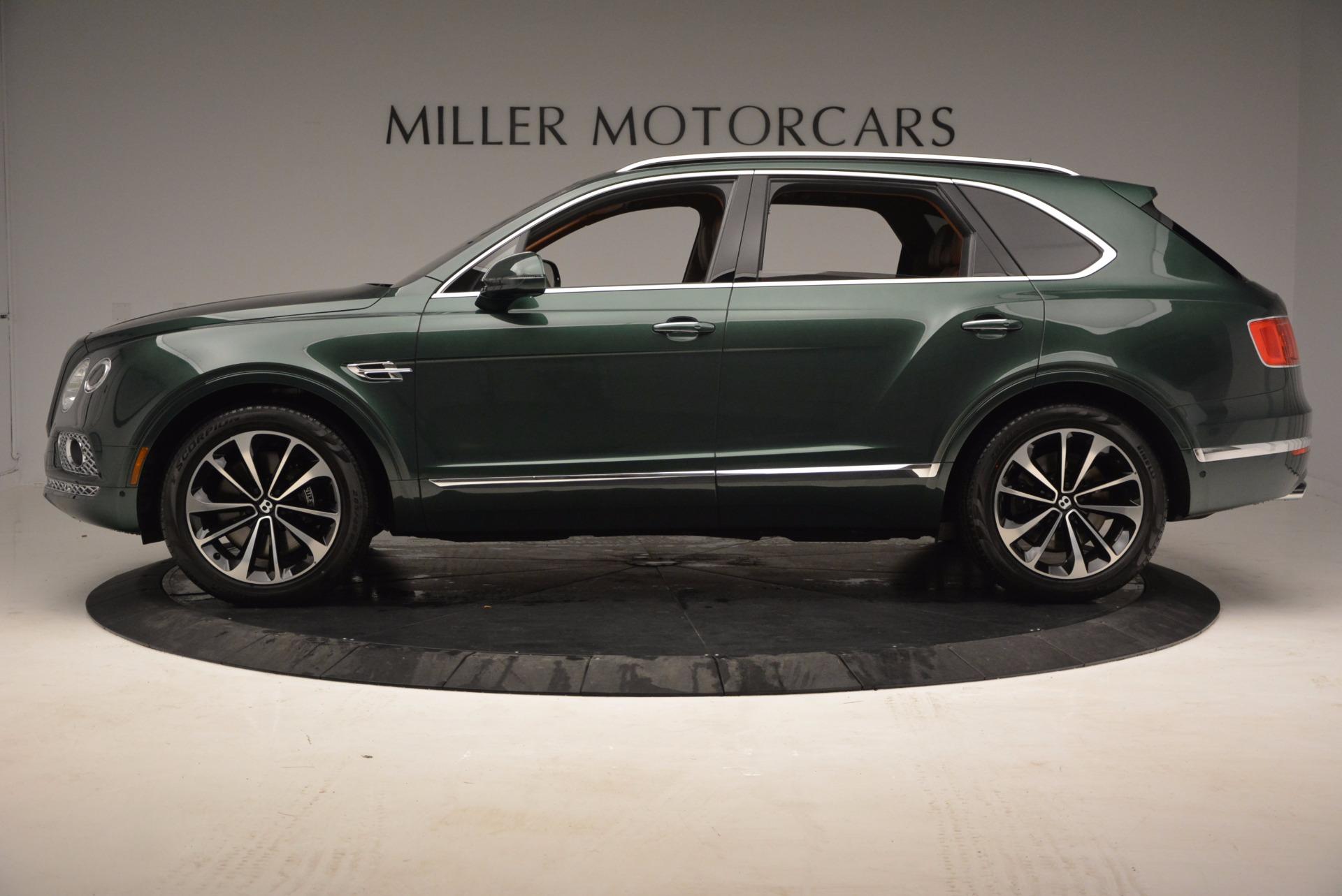 New 2017 Bentley Bentayga  For Sale In Greenwich, CT. Alfa Romeo of Greenwich, B1222 796_p3
