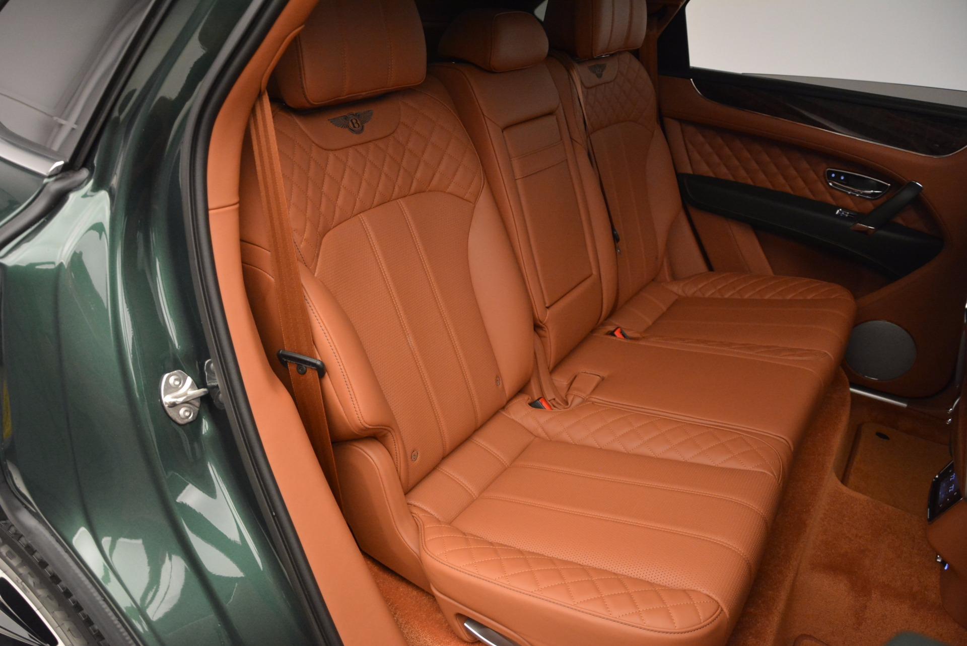 New 2017 Bentley Bentayga  For Sale In Greenwich, CT. Alfa Romeo of Greenwich, B1222 796_p45