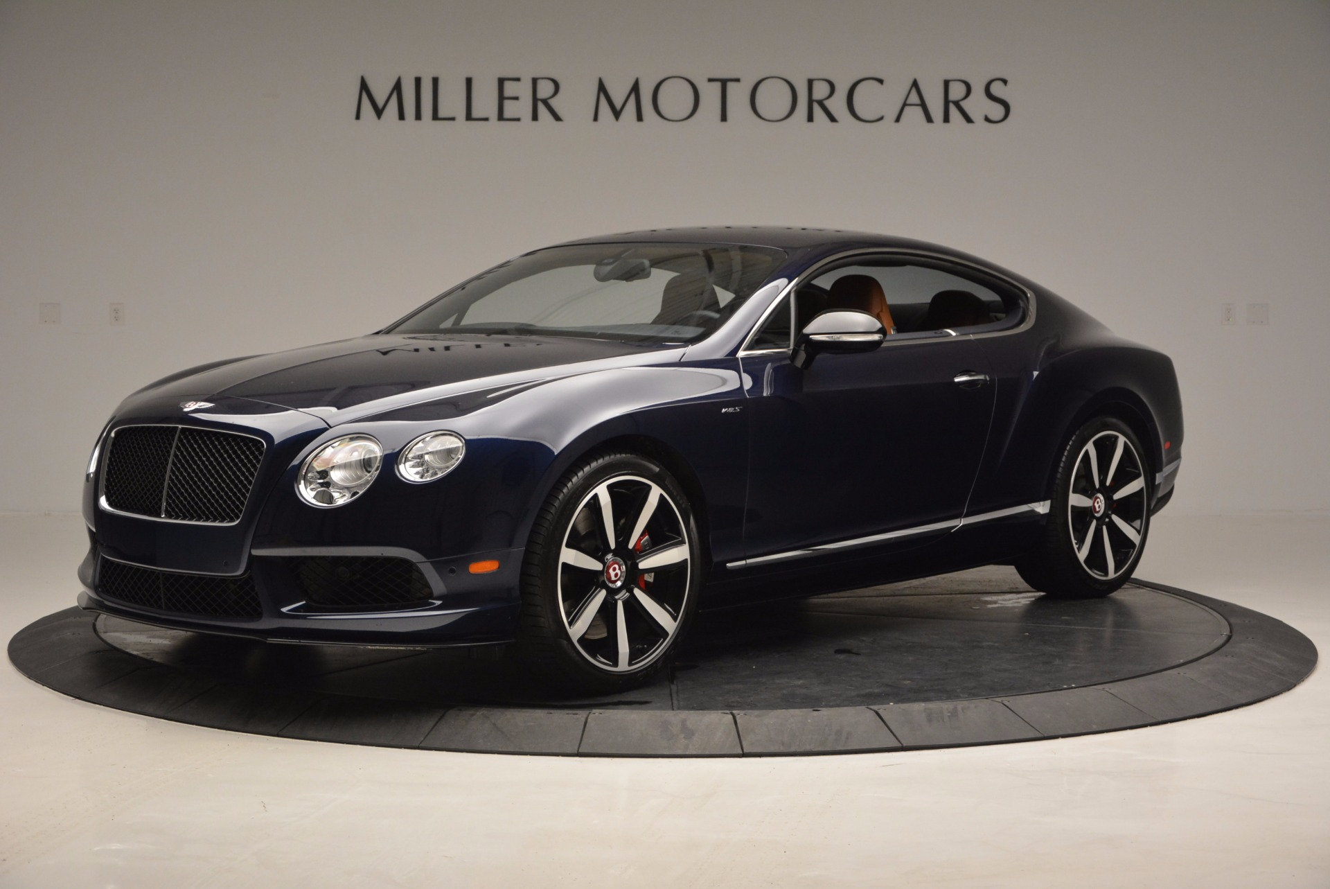 Used 2015 Bentley Continental GT V8 S For Sale In Greenwich, CT. Alfa Romeo of Greenwich, 7131 798_p2