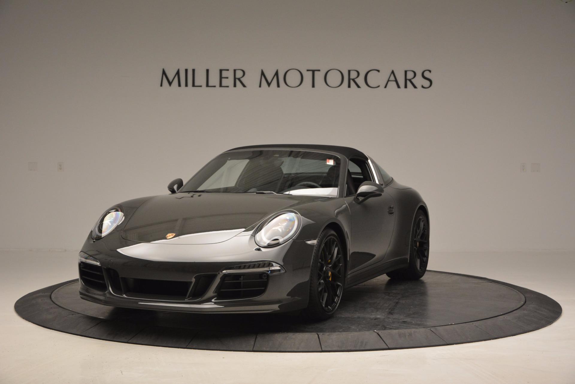 Used 2016 Porsche 911 Targa 4 GTS For Sale In Greenwich, CT. Alfa Romeo of Greenwich, MC289A 799_main
