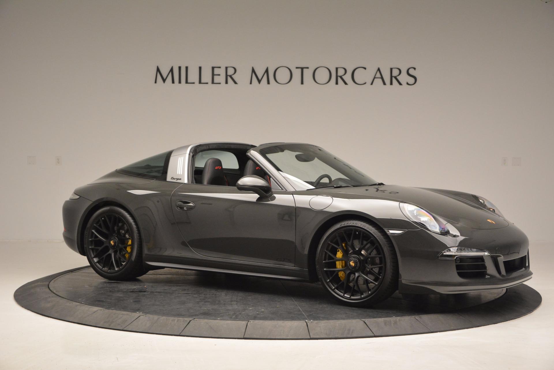 Used 2016 Porsche 911 Targa 4 GTS For Sale In Greenwich, CT. Alfa Romeo of Greenwich, MC289A 799_p10