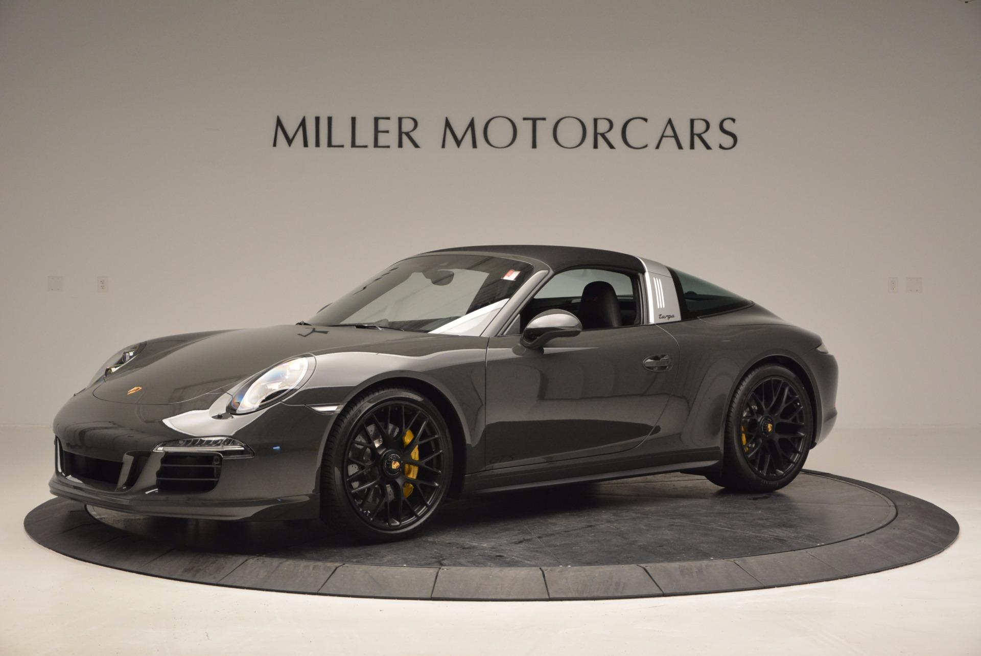 Used 2016 Porsche 911 Targa 4 GTS For Sale In Greenwich, CT. Alfa Romeo of Greenwich, MC289A 799_p13