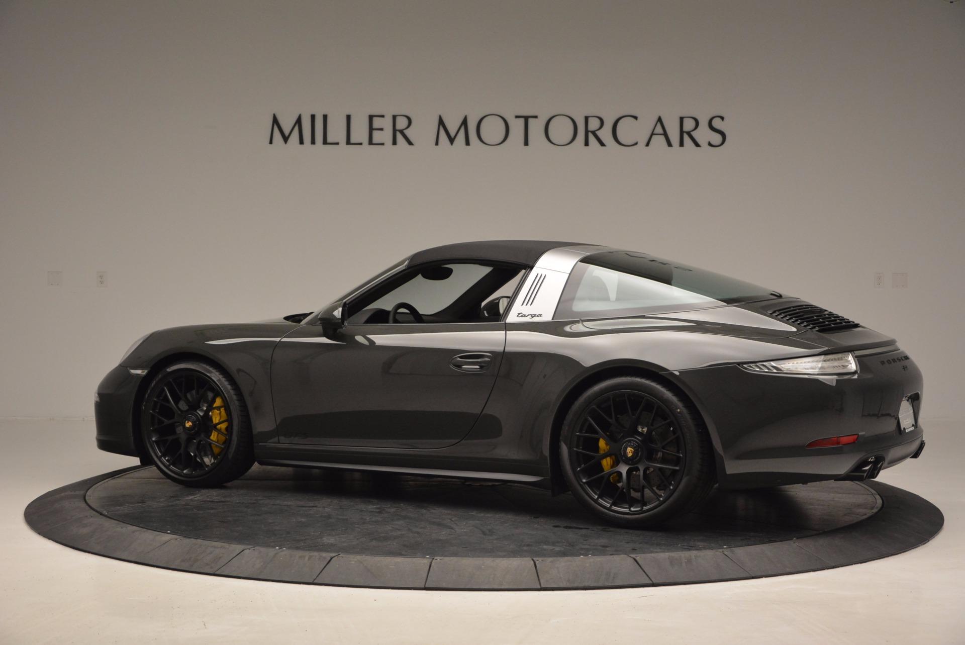Used 2016 Porsche 911 Targa 4 GTS For Sale In Greenwich, CT. Alfa Romeo of Greenwich, MC289A 799_p15