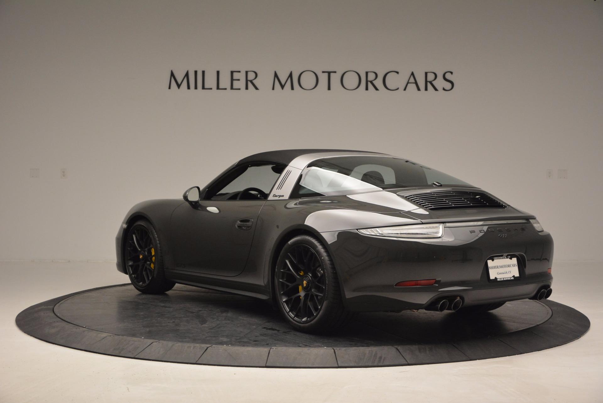 Used 2016 Porsche 911 Targa 4 GTS For Sale In Greenwich, CT. Alfa Romeo of Greenwich, MC289A 799_p16