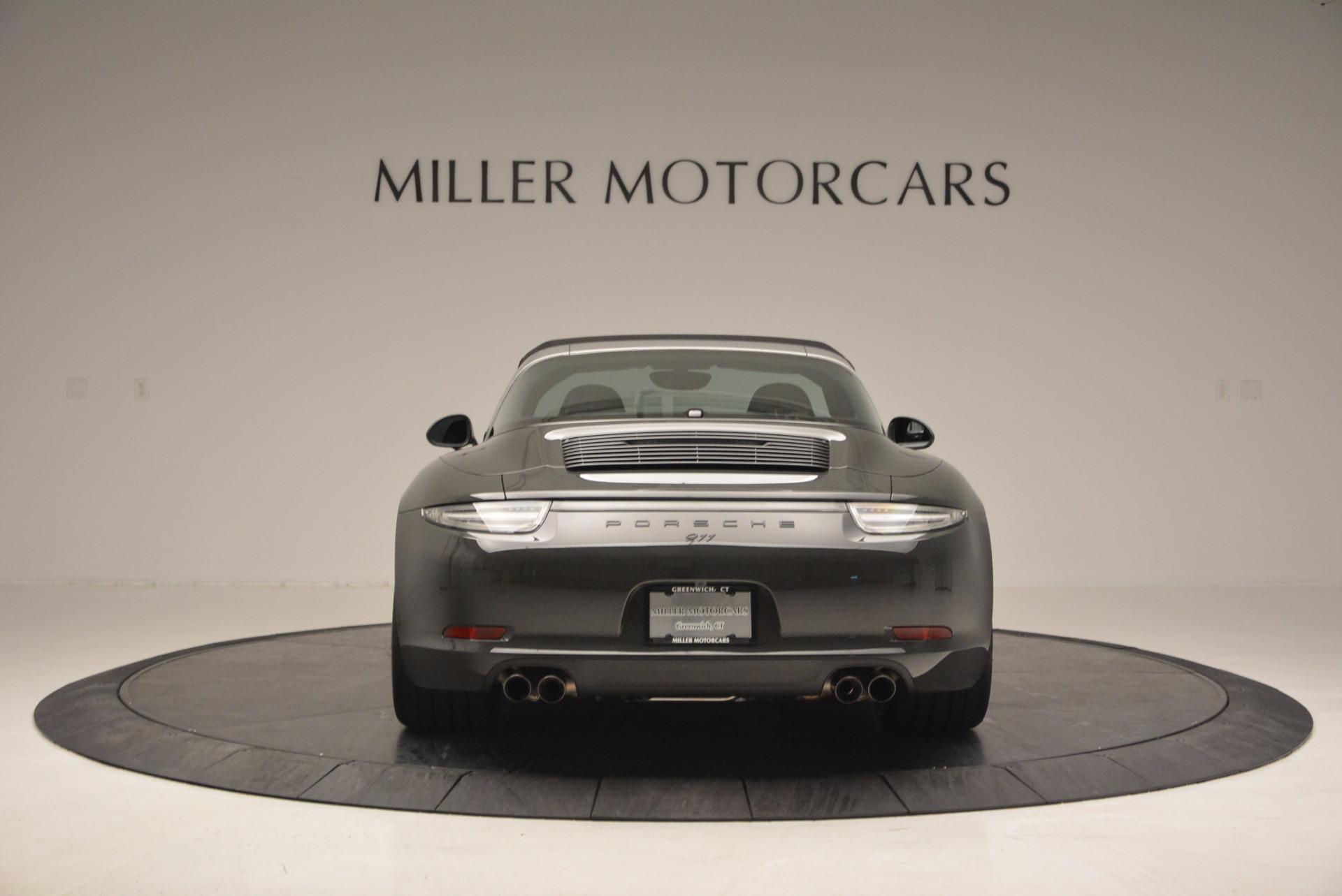 Used 2016 Porsche 911 Targa 4 GTS For Sale In Greenwich, CT. Alfa Romeo of Greenwich, MC289A 799_p17