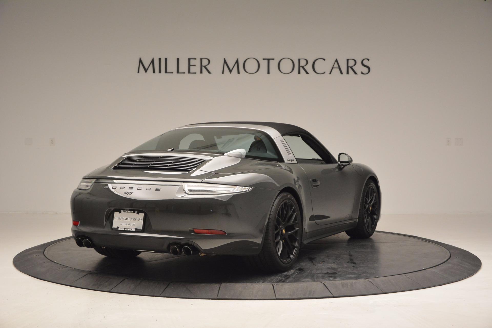 Used 2016 Porsche 911 Targa 4 GTS For Sale In Greenwich, CT. Alfa Romeo of Greenwich, MC289A 799_p18