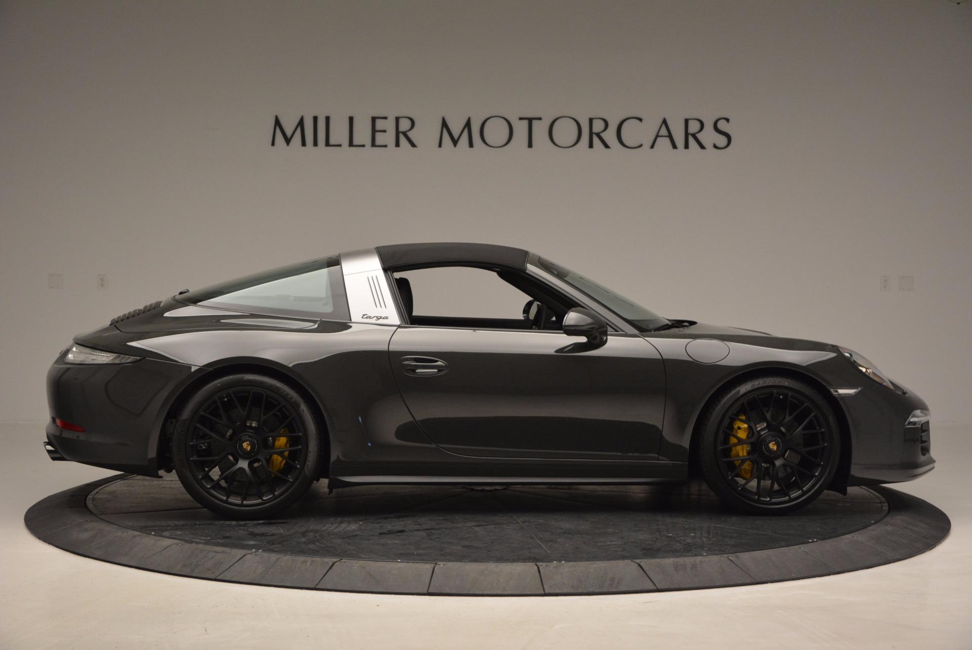 Used 2016 Porsche 911 Targa 4 GTS For Sale In Greenwich, CT. Alfa Romeo of Greenwich, MC289A 799_p20