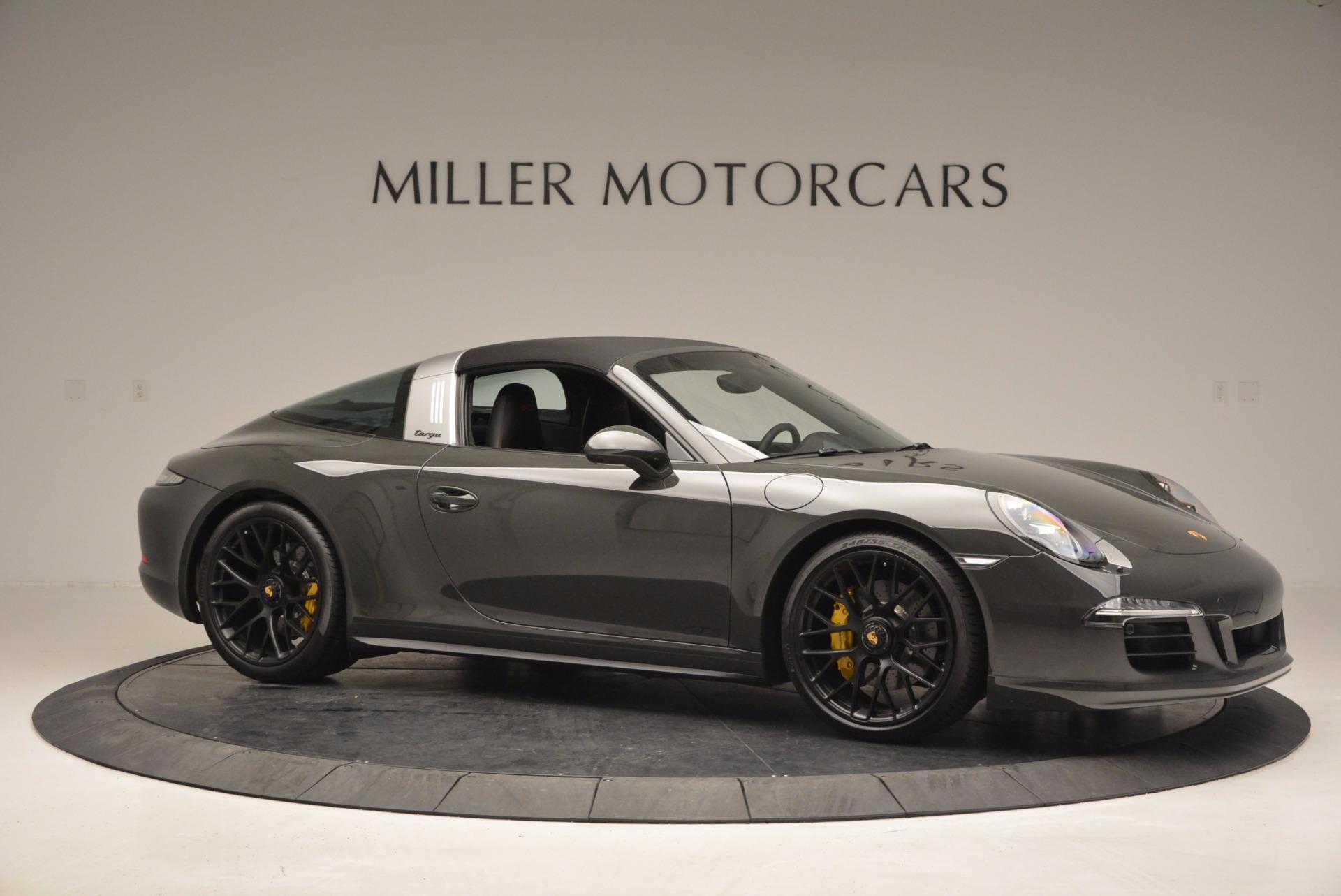 Used 2016 Porsche 911 Targa 4 GTS For Sale In Greenwich, CT. Alfa Romeo of Greenwich, MC289A 799_p21