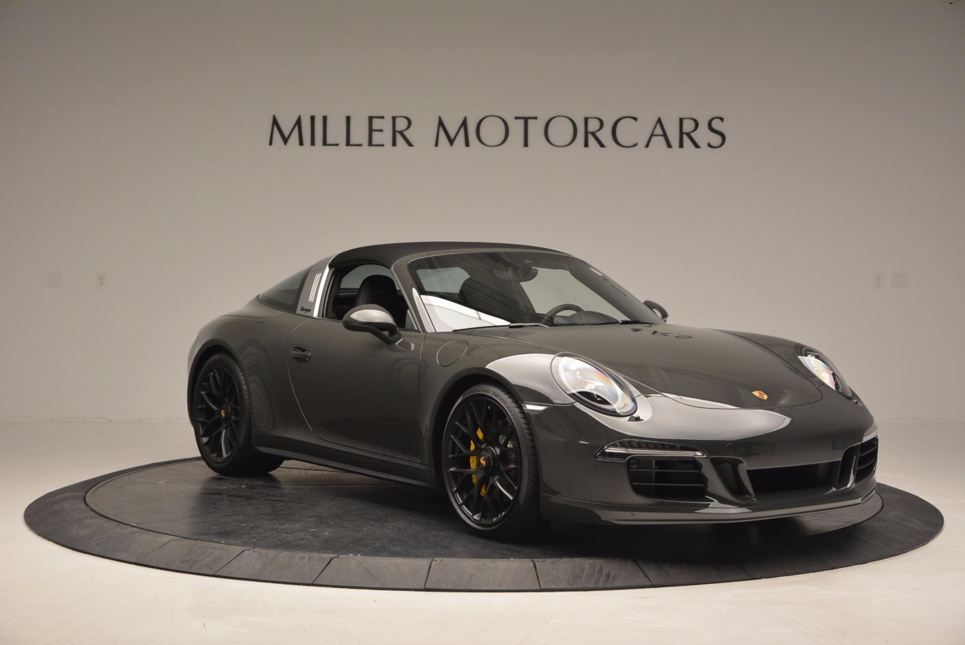 Used 2016 Porsche 911 Targa 4 GTS For Sale In Greenwich, CT. Alfa Romeo of Greenwich, MC289A 799_p22