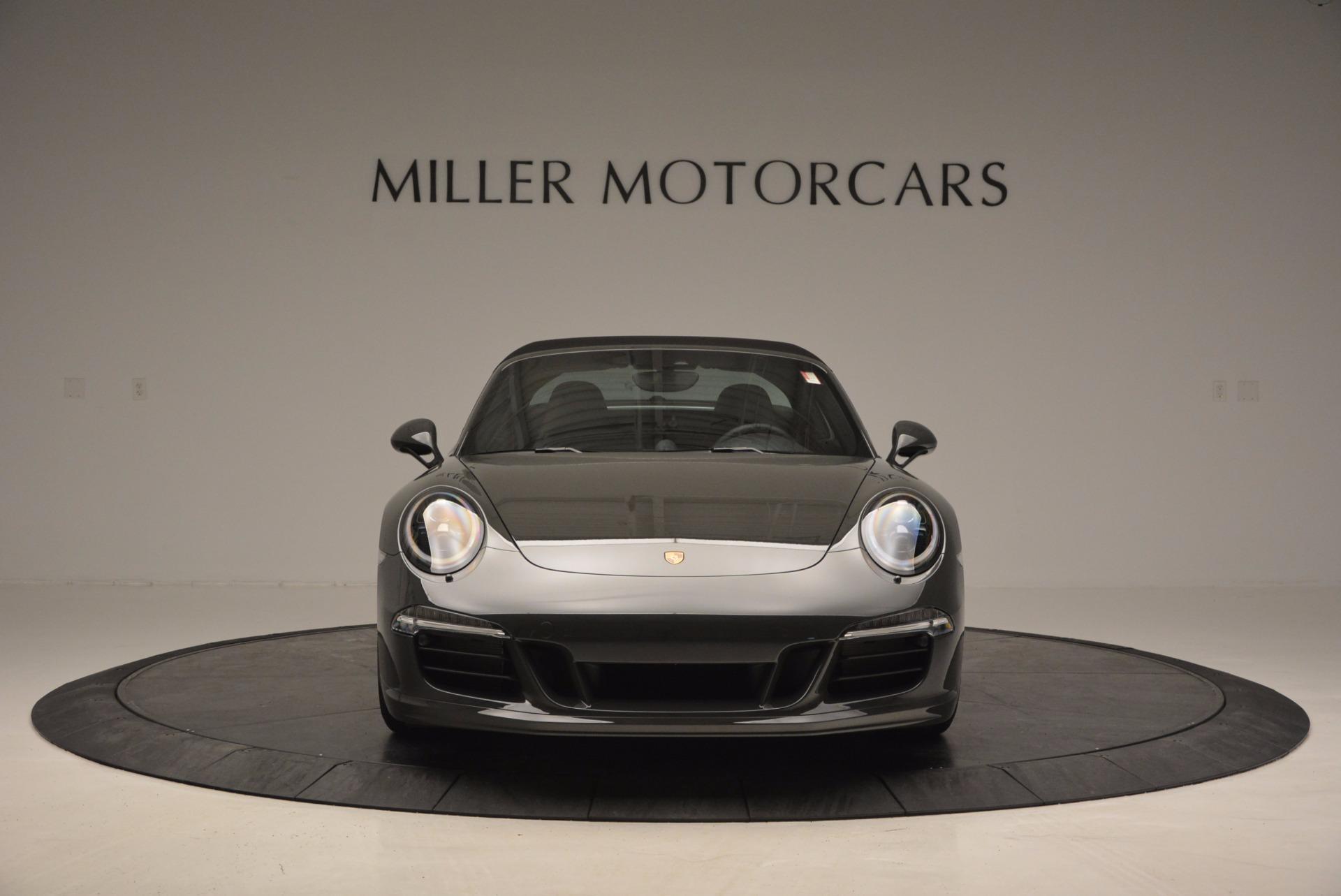 Used 2016 Porsche 911 Targa 4 GTS For Sale In Greenwich, CT. Alfa Romeo of Greenwich, MC289A 799_p23