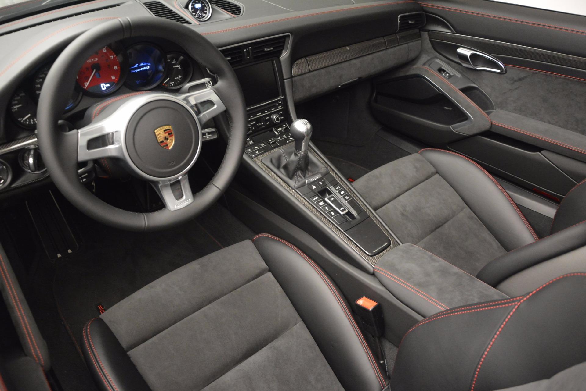Used 2016 Porsche 911 Targa 4 GTS For Sale In Greenwich, CT. Alfa Romeo of Greenwich, MC289A 799_p24