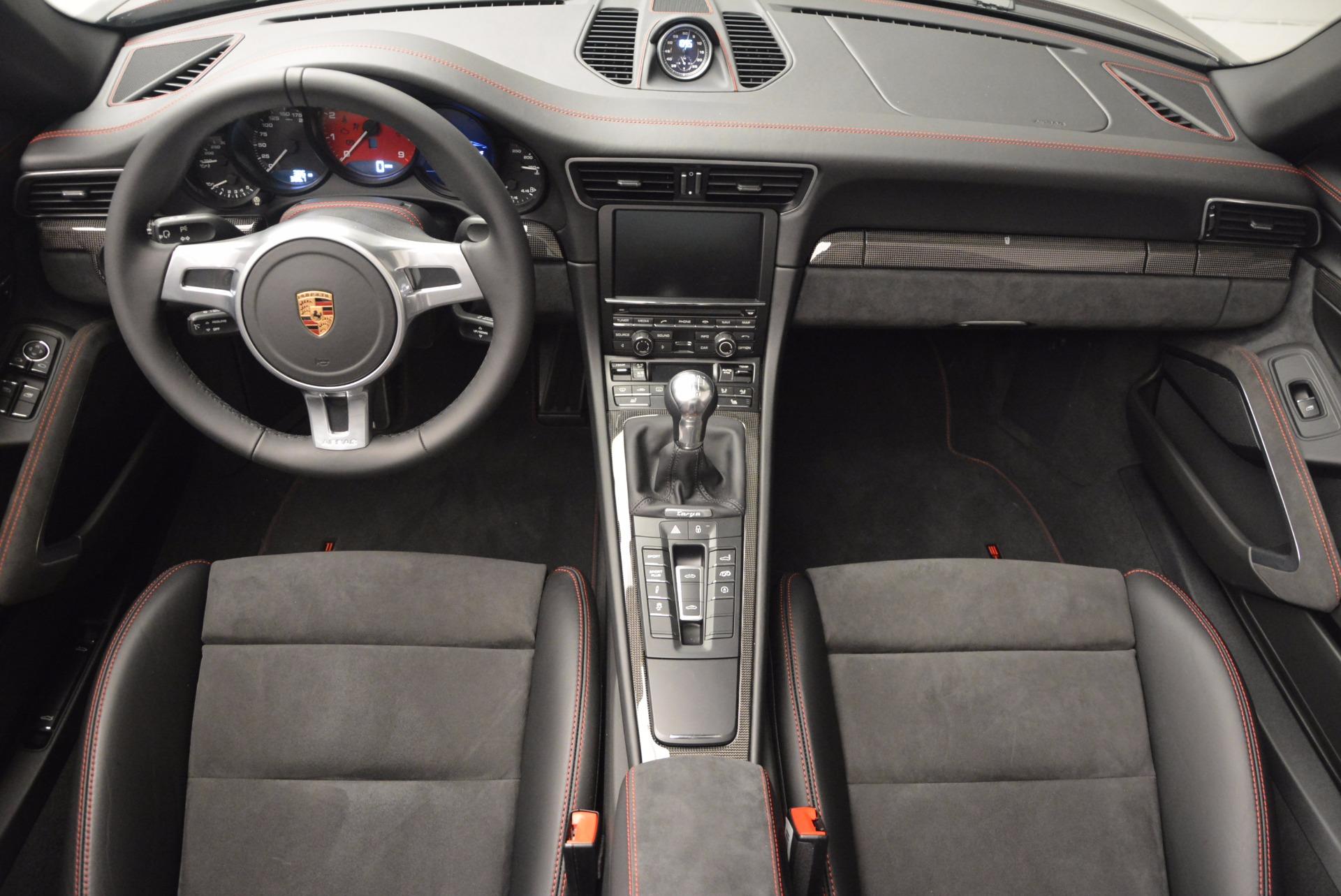 Used 2016 Porsche 911 Targa 4 GTS For Sale In Greenwich, CT. Alfa Romeo of Greenwich, MC289A 799_p25