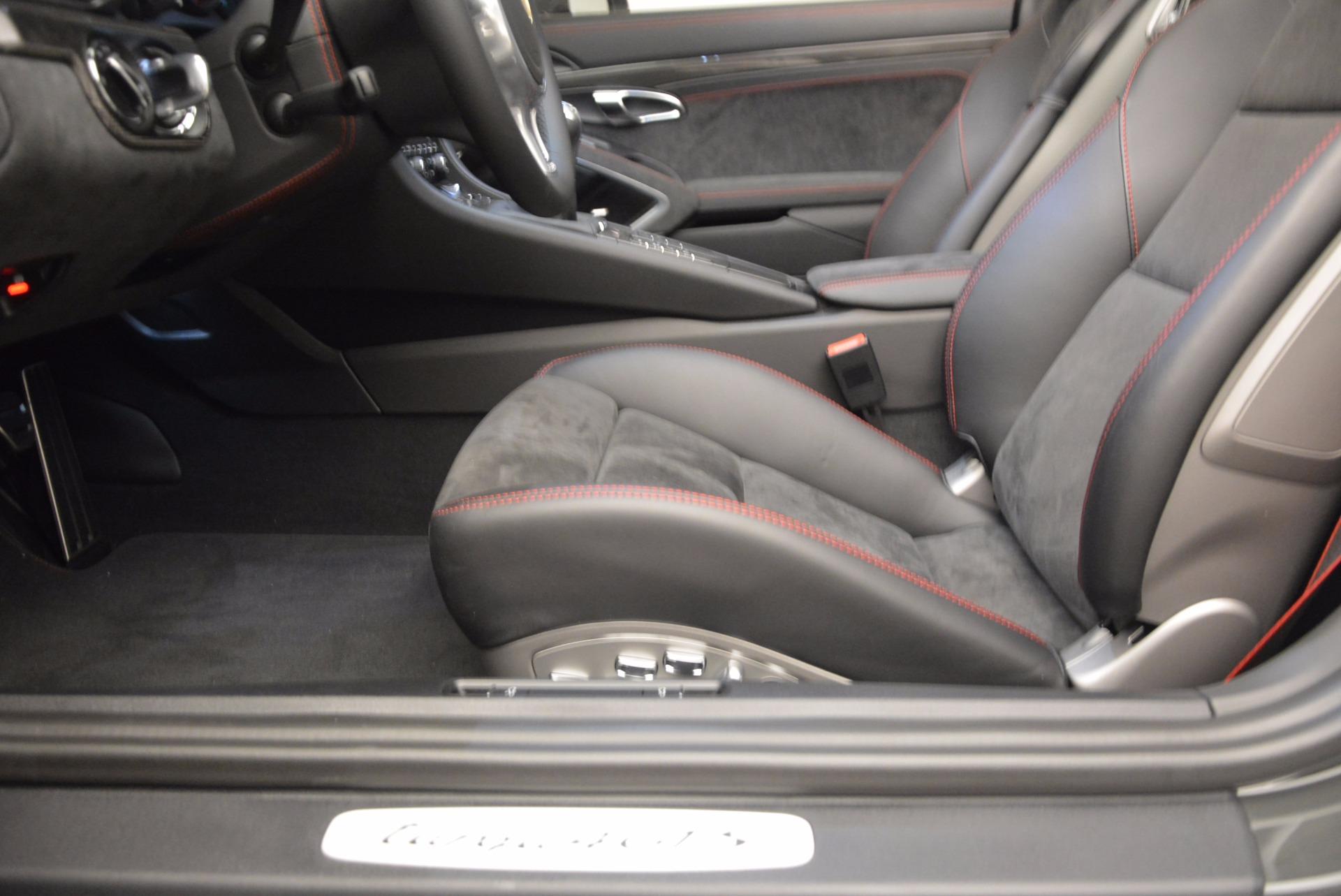 Used 2016 Porsche 911 Targa 4 GTS For Sale In Greenwich, CT. Alfa Romeo of Greenwich, MC289A 799_p28
