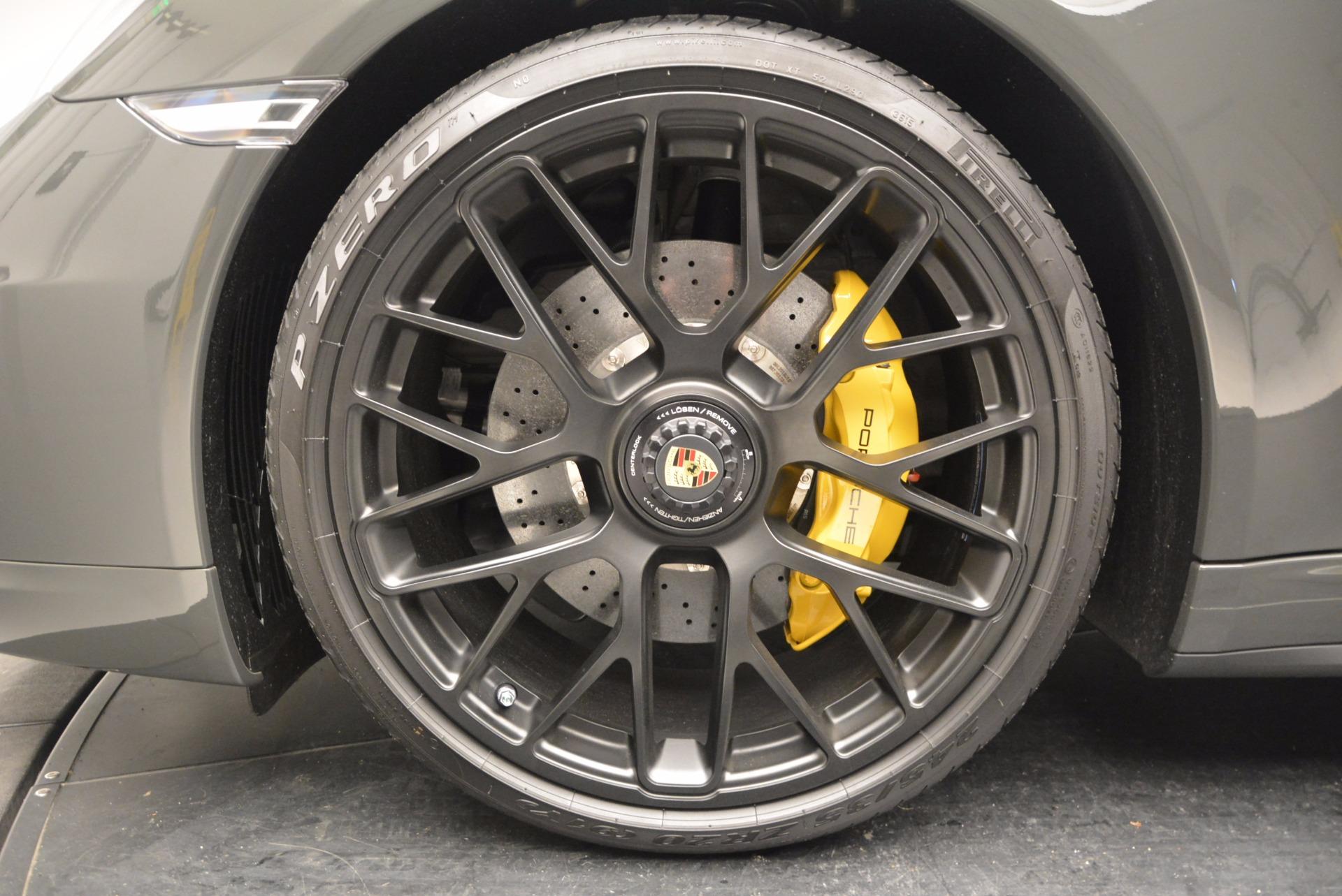 Used 2016 Porsche 911 Targa 4 GTS For Sale In Greenwich, CT. Alfa Romeo of Greenwich, MC289A 799_p30