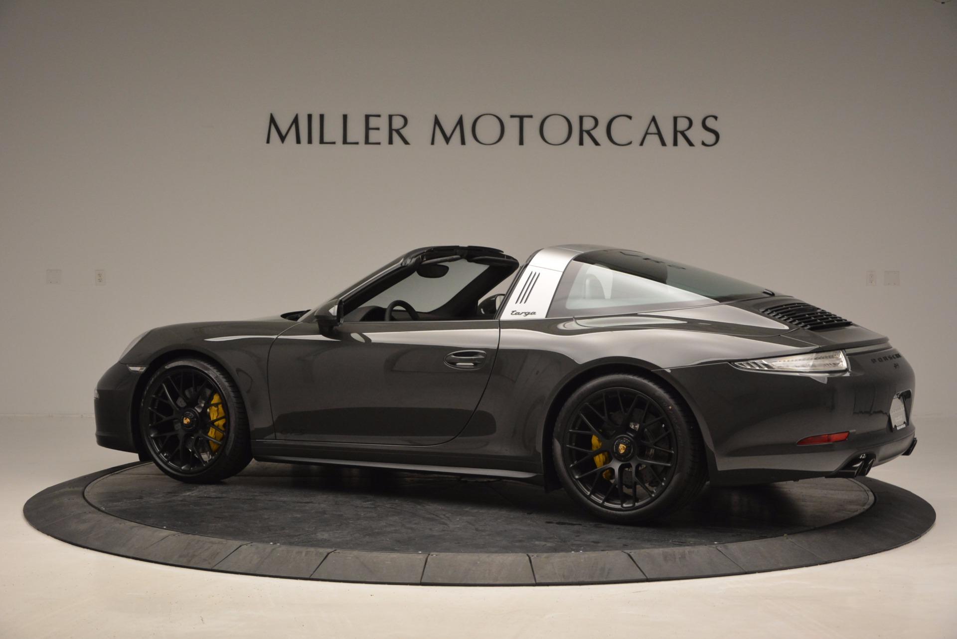 Used 2016 Porsche 911 Targa 4 GTS For Sale In Greenwich, CT. Alfa Romeo of Greenwich, MC289A 799_p4