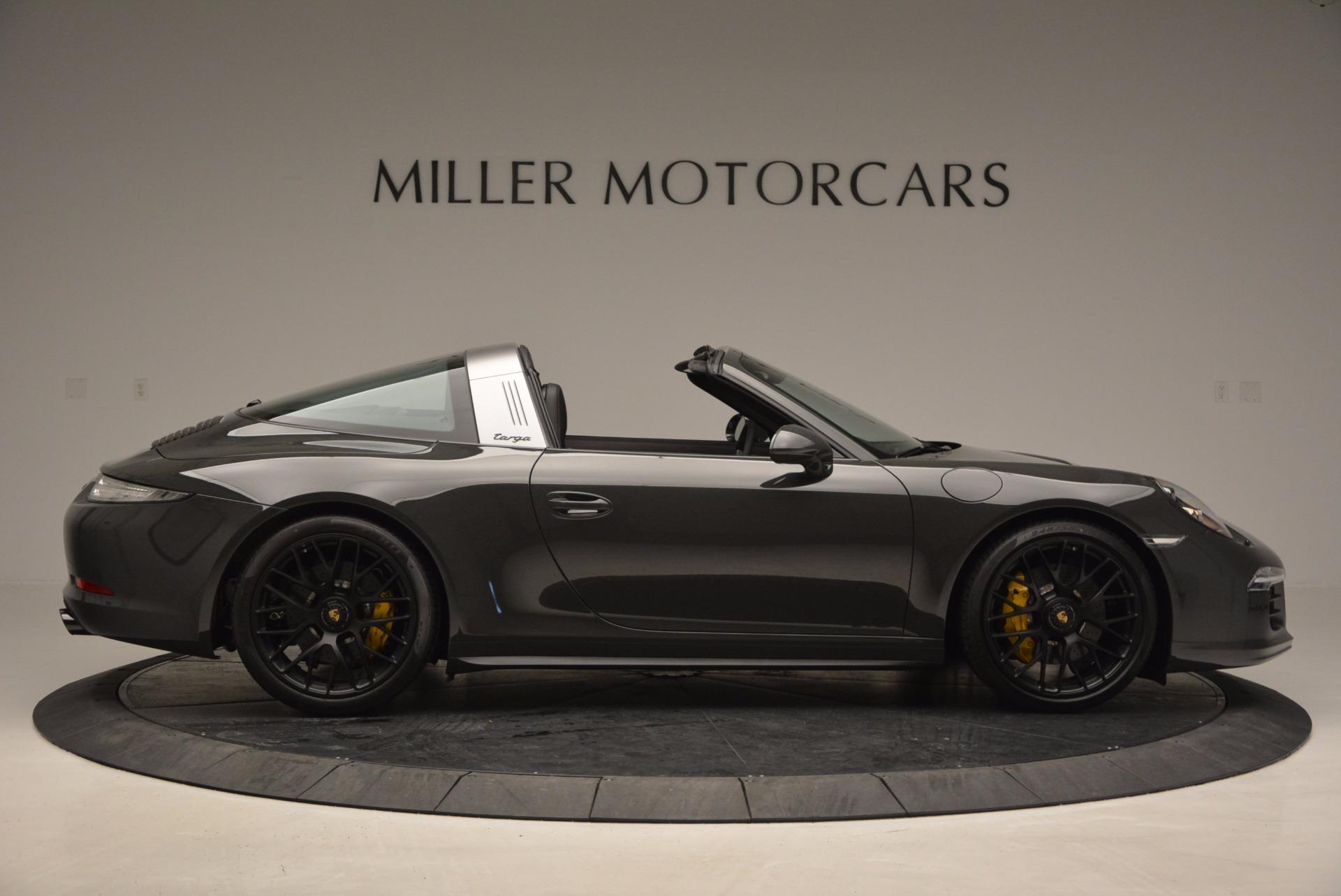 Used 2016 Porsche 911 Targa 4 GTS For Sale In Greenwich, CT. Alfa Romeo of Greenwich, MC289A 799_p9