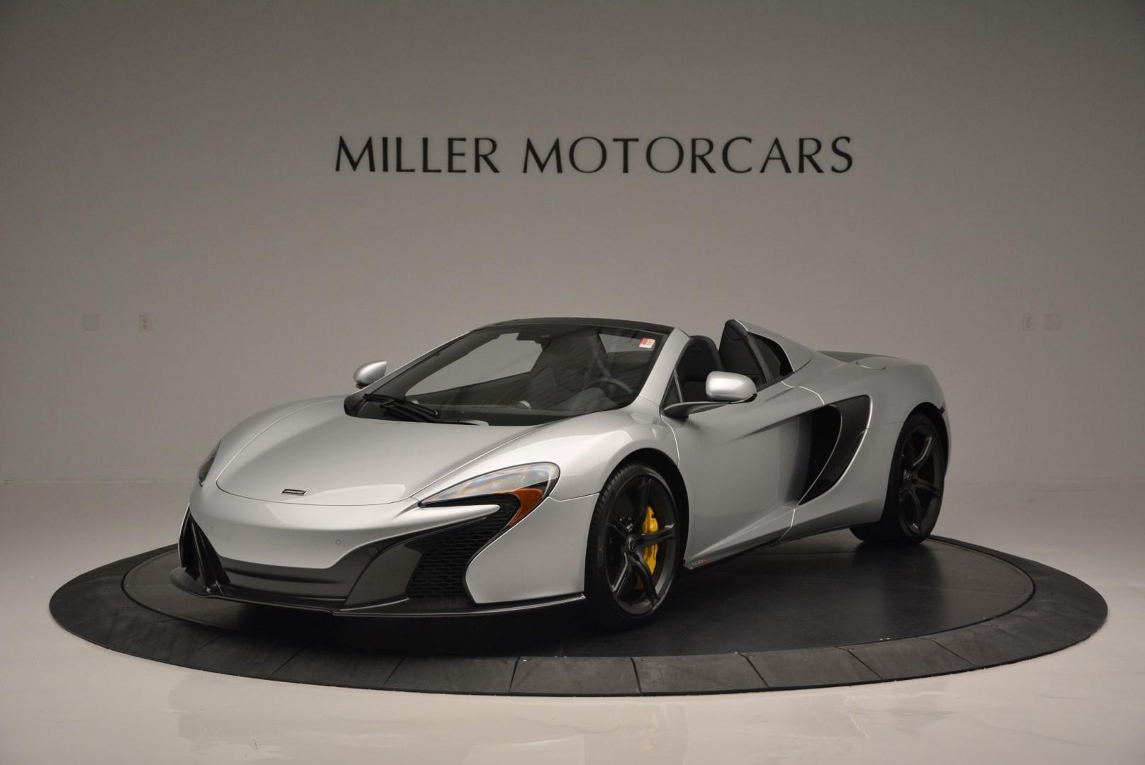 New 2016 McLaren 650S Spider  For Sale In Greenwich, CT. Alfa Romeo of Greenwich, MC233 80_main