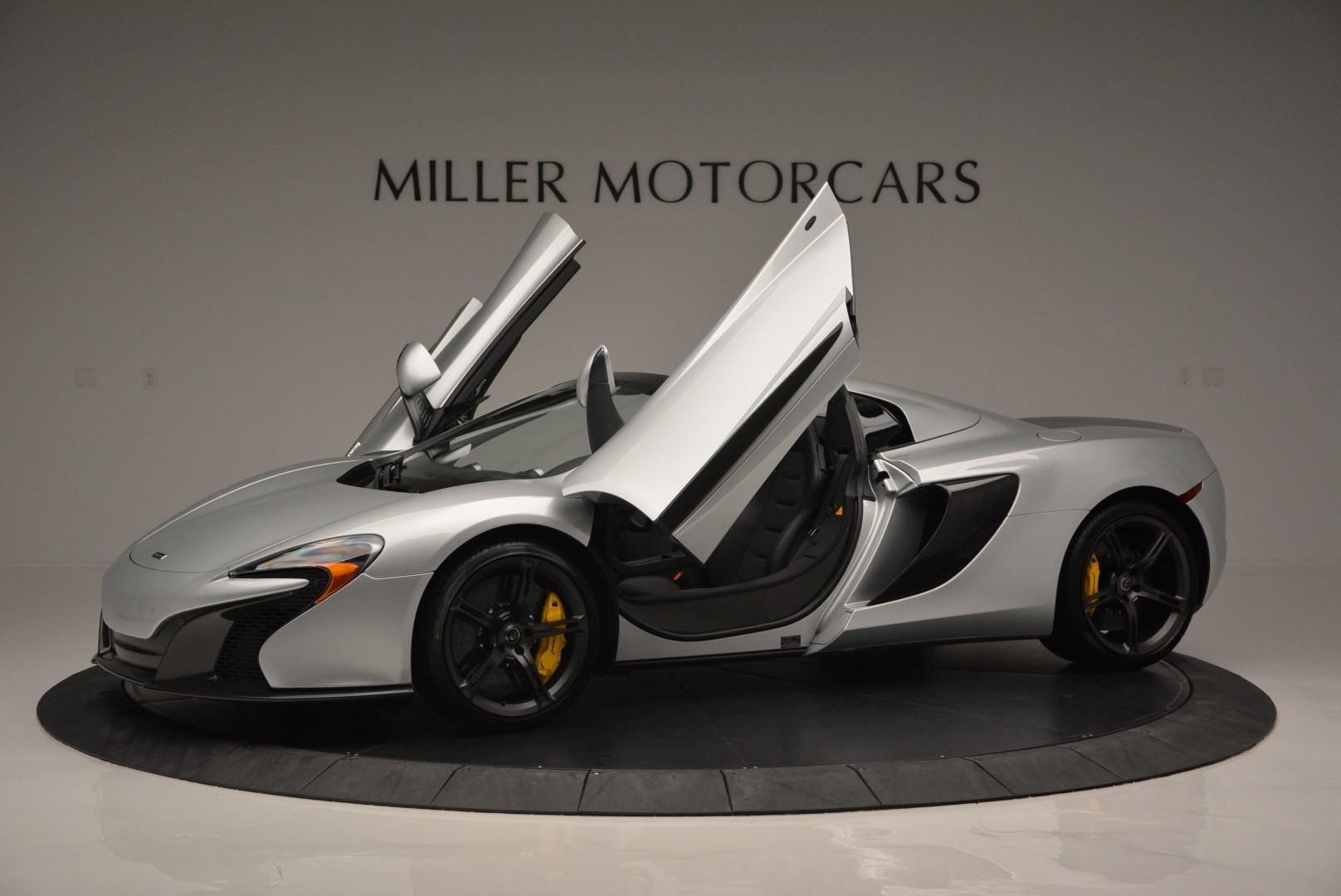 New 2016 McLaren 650S Spider  For Sale In Greenwich, CT. Alfa Romeo of Greenwich, MC233 80_p12