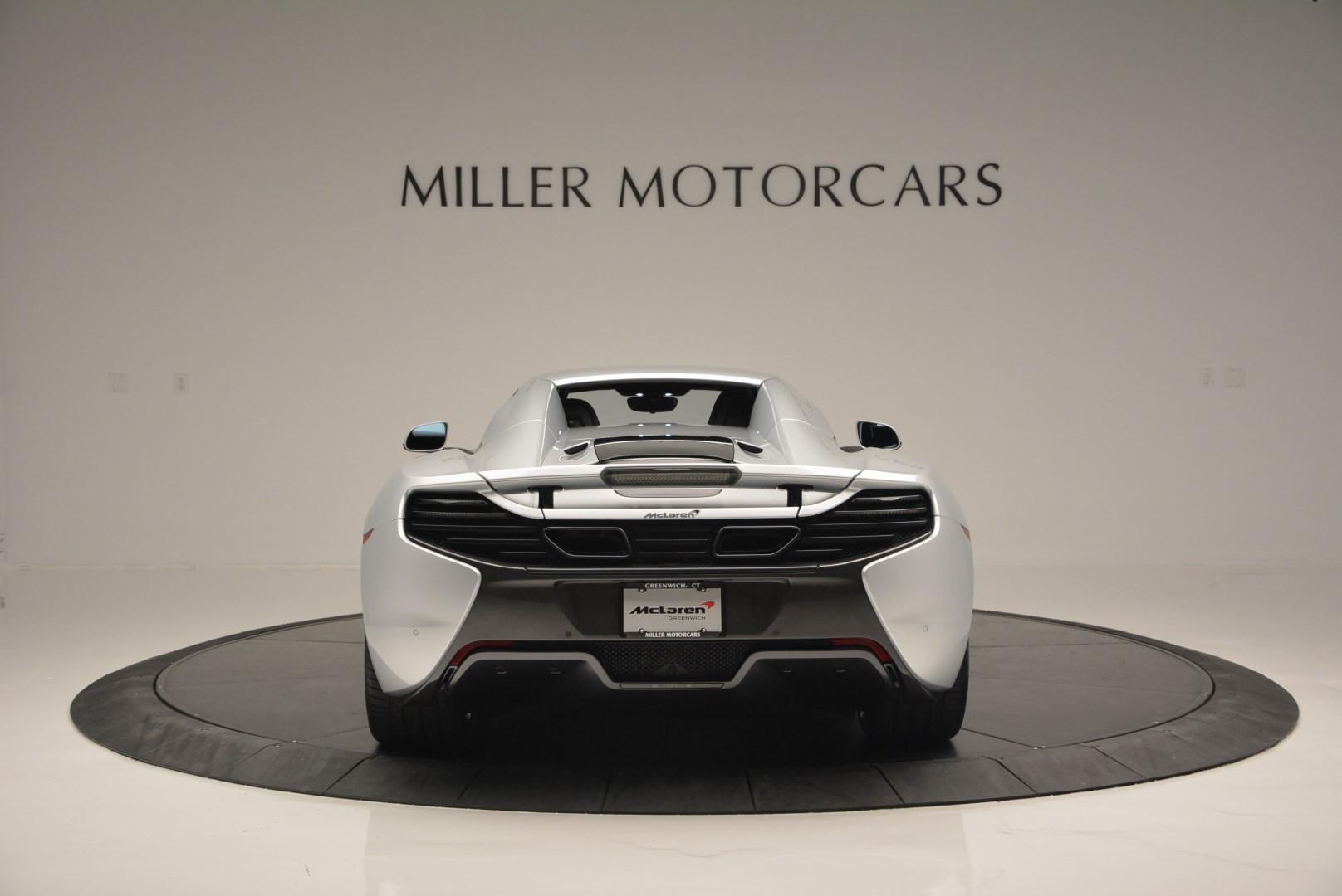 New 2016 McLaren 650S Spider  For Sale In Greenwich, CT. Alfa Romeo of Greenwich, MC233 80_p15