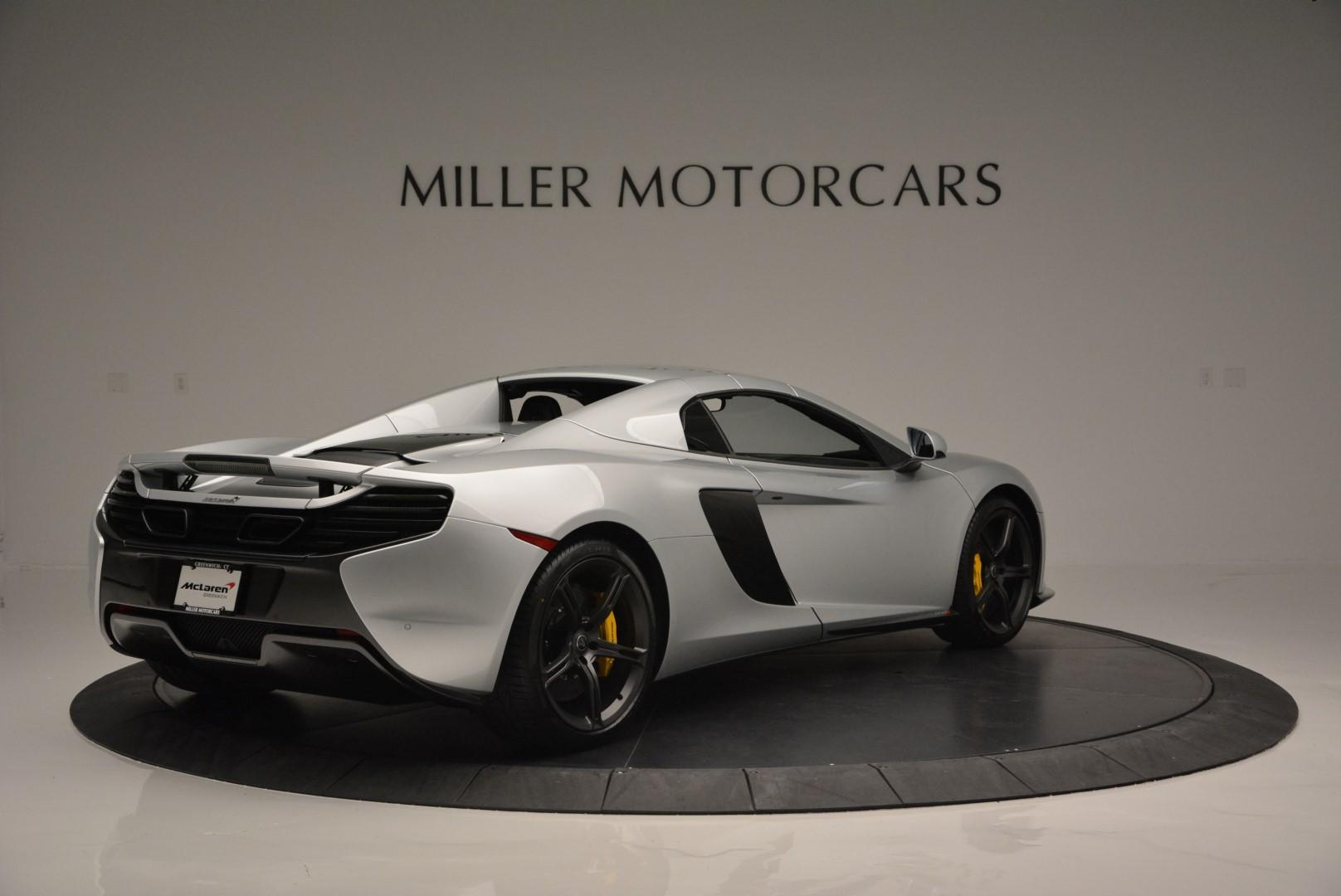 New 2016 McLaren 650S Spider  For Sale In Greenwich, CT. Alfa Romeo of Greenwich, MC233 80_p16