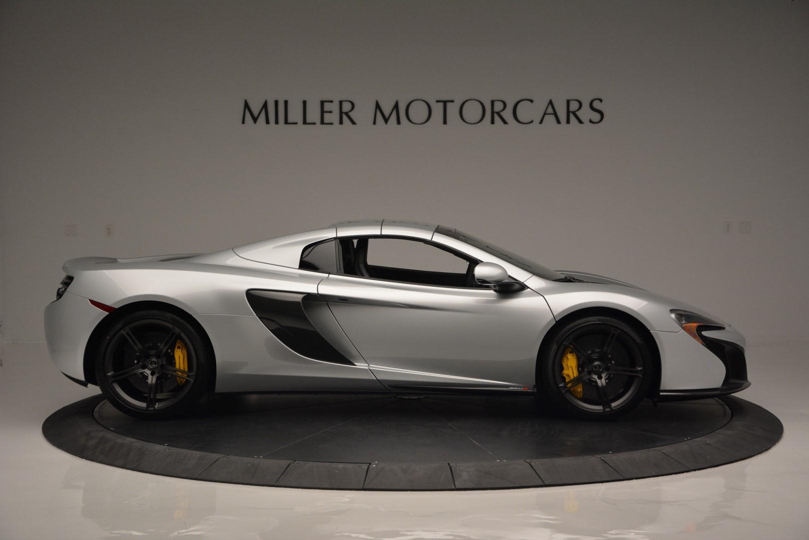 New 2016 McLaren 650S Spider  For Sale In Greenwich, CT. Alfa Romeo of Greenwich, MC233 80_p17