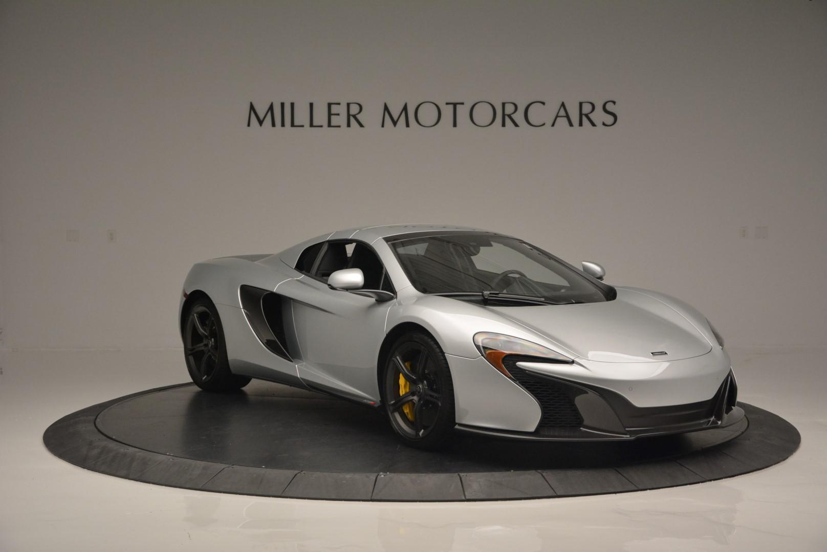 New 2016 McLaren 650S Spider  For Sale In Greenwich, CT. Alfa Romeo of Greenwich, MC233 80_p18