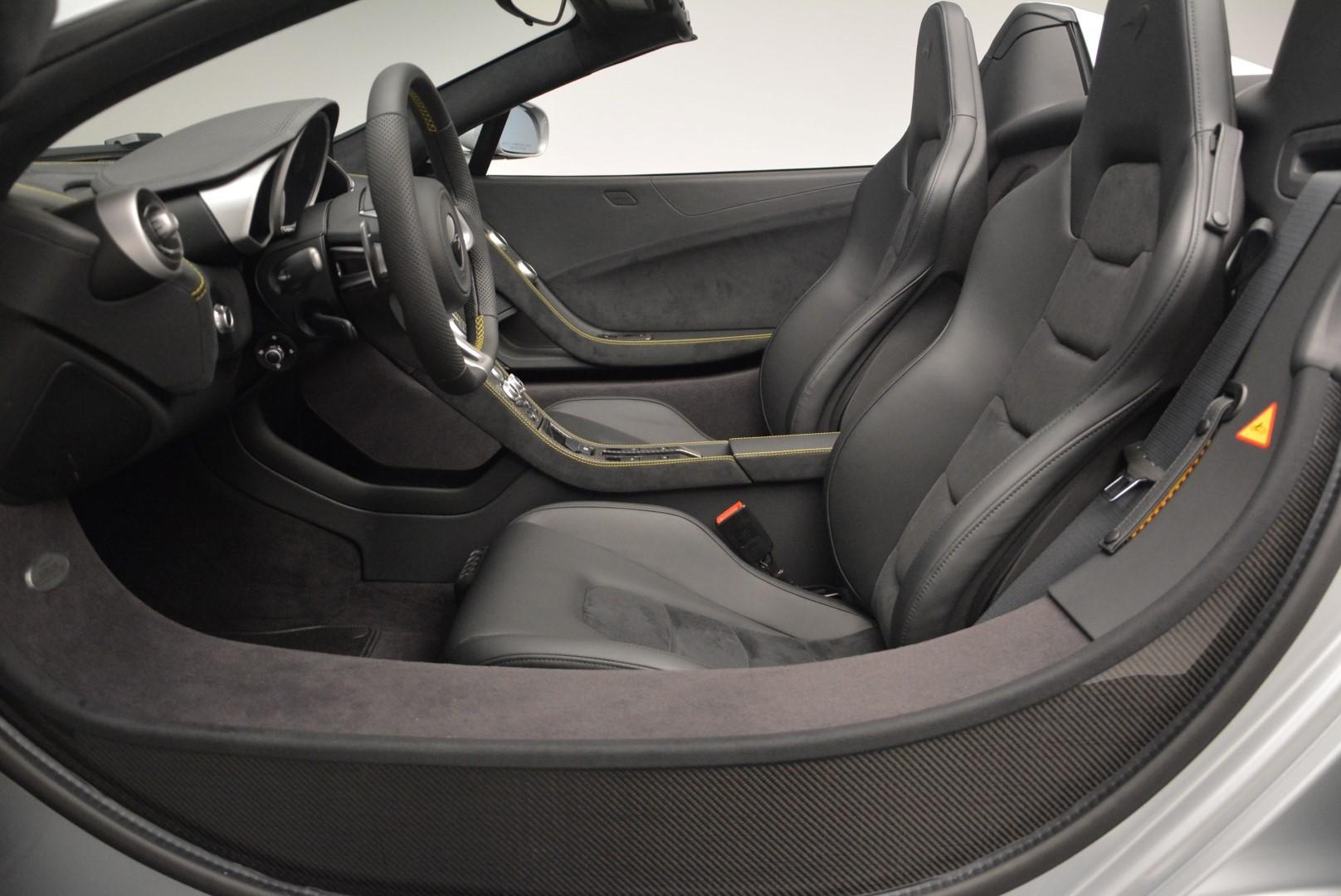 New 2016 McLaren 650S Spider  For Sale In Greenwich, CT. Alfa Romeo of Greenwich, MC233 80_p21
