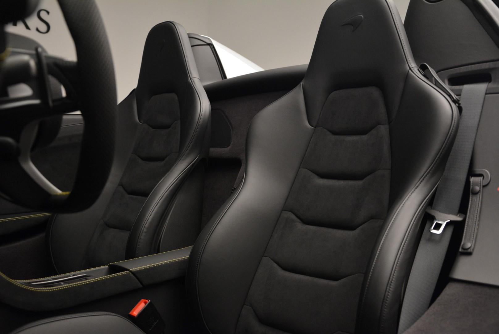 New 2016 McLaren 650S Spider  For Sale In Greenwich, CT. Alfa Romeo of Greenwich, MC233 80_p22