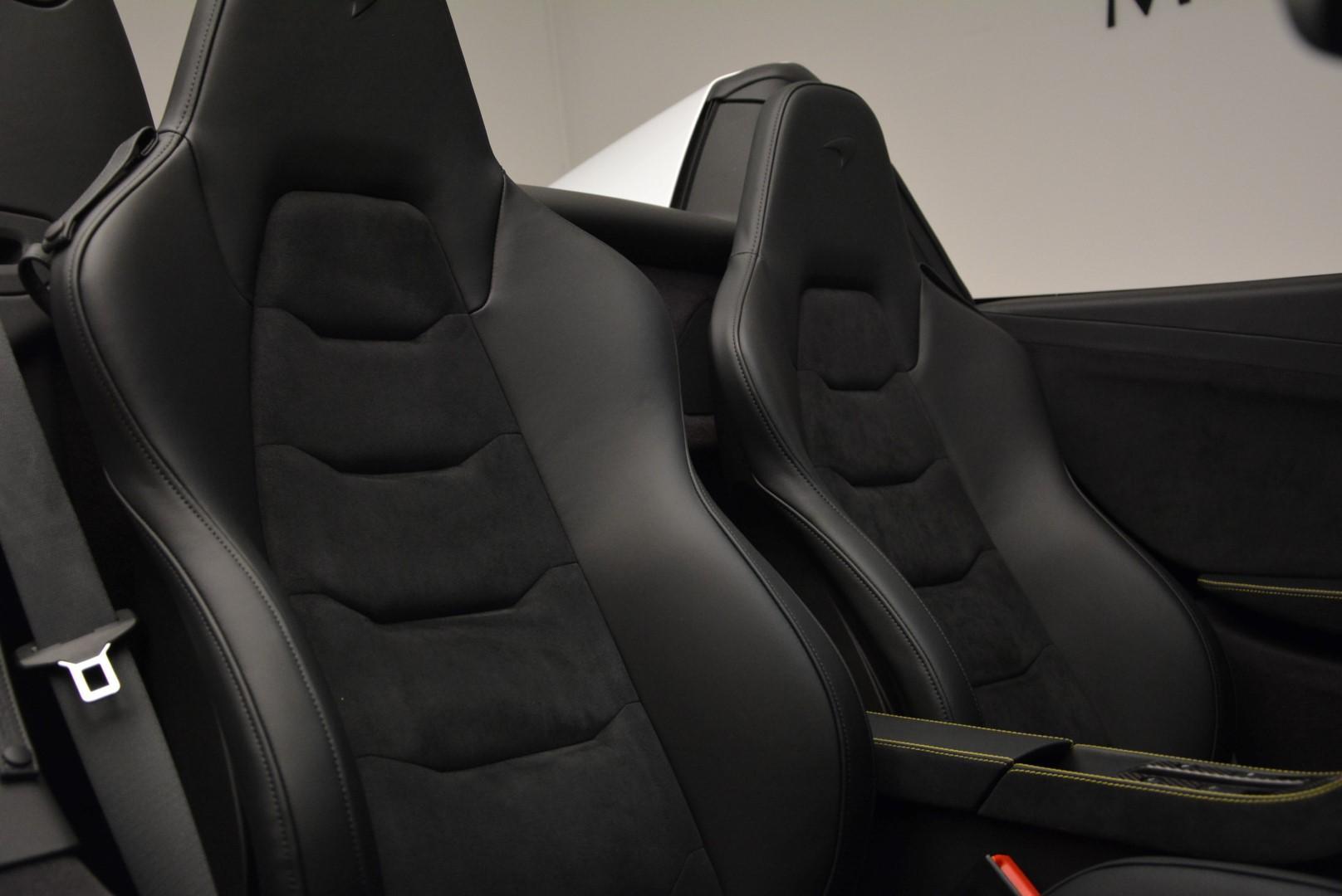 New 2016 McLaren 650S Spider  For Sale In Greenwich, CT. Alfa Romeo of Greenwich, MC233 80_p25