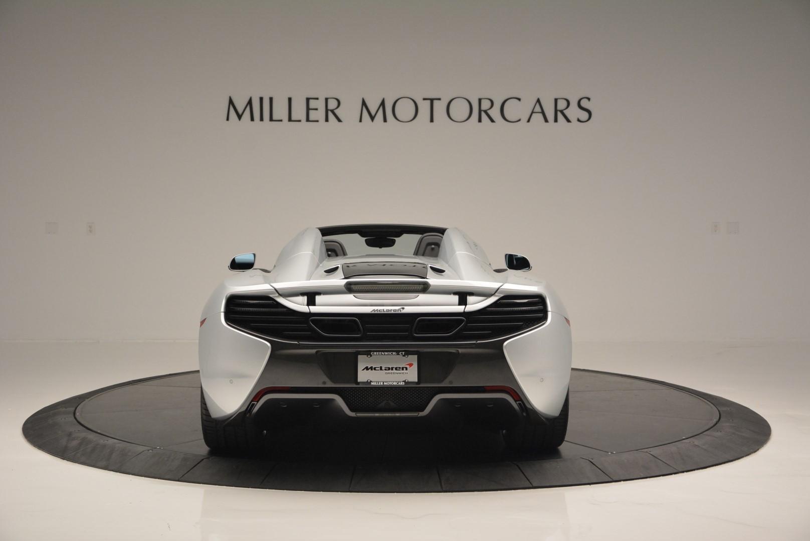 New 2016 McLaren 650S Spider  For Sale In Greenwich, CT. Alfa Romeo of Greenwich, MC233 80_p5