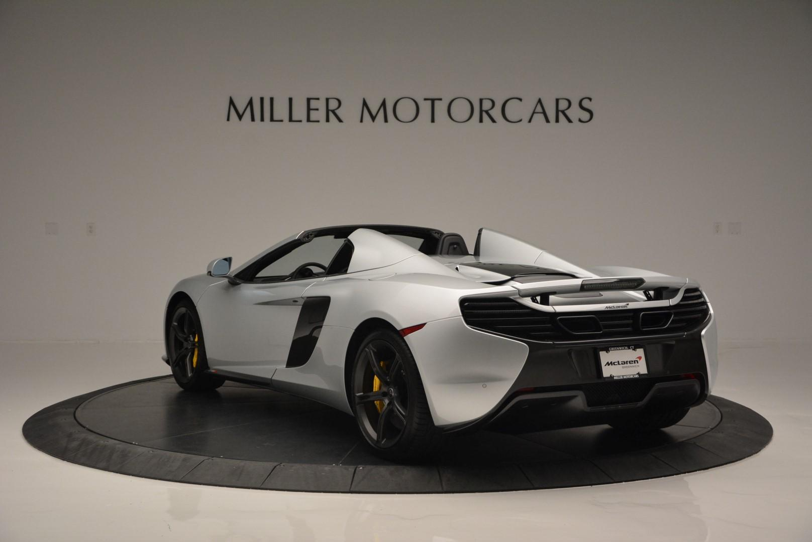 New 2016 McLaren 650S Spider  For Sale In Greenwich, CT. Alfa Romeo of Greenwich, MC233 80_p6