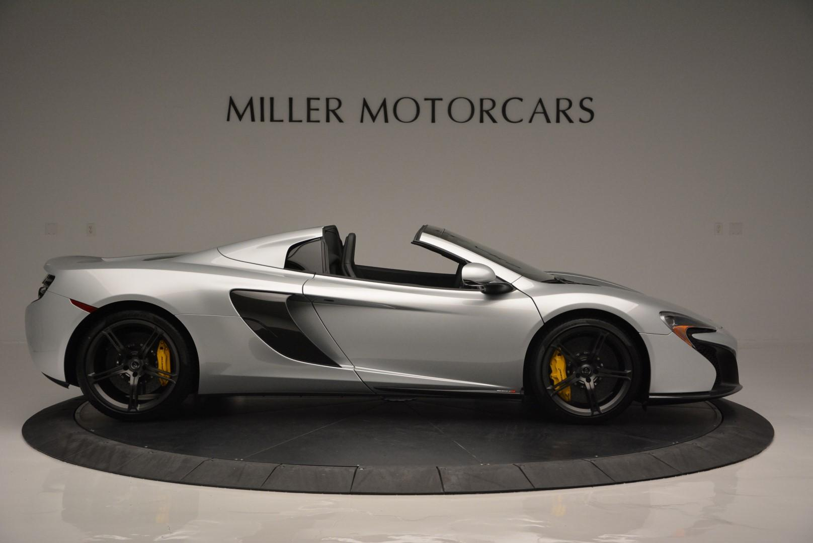New 2016 McLaren 650S Spider  For Sale In Greenwich, CT. Alfa Romeo of Greenwich, MC233 80_p7