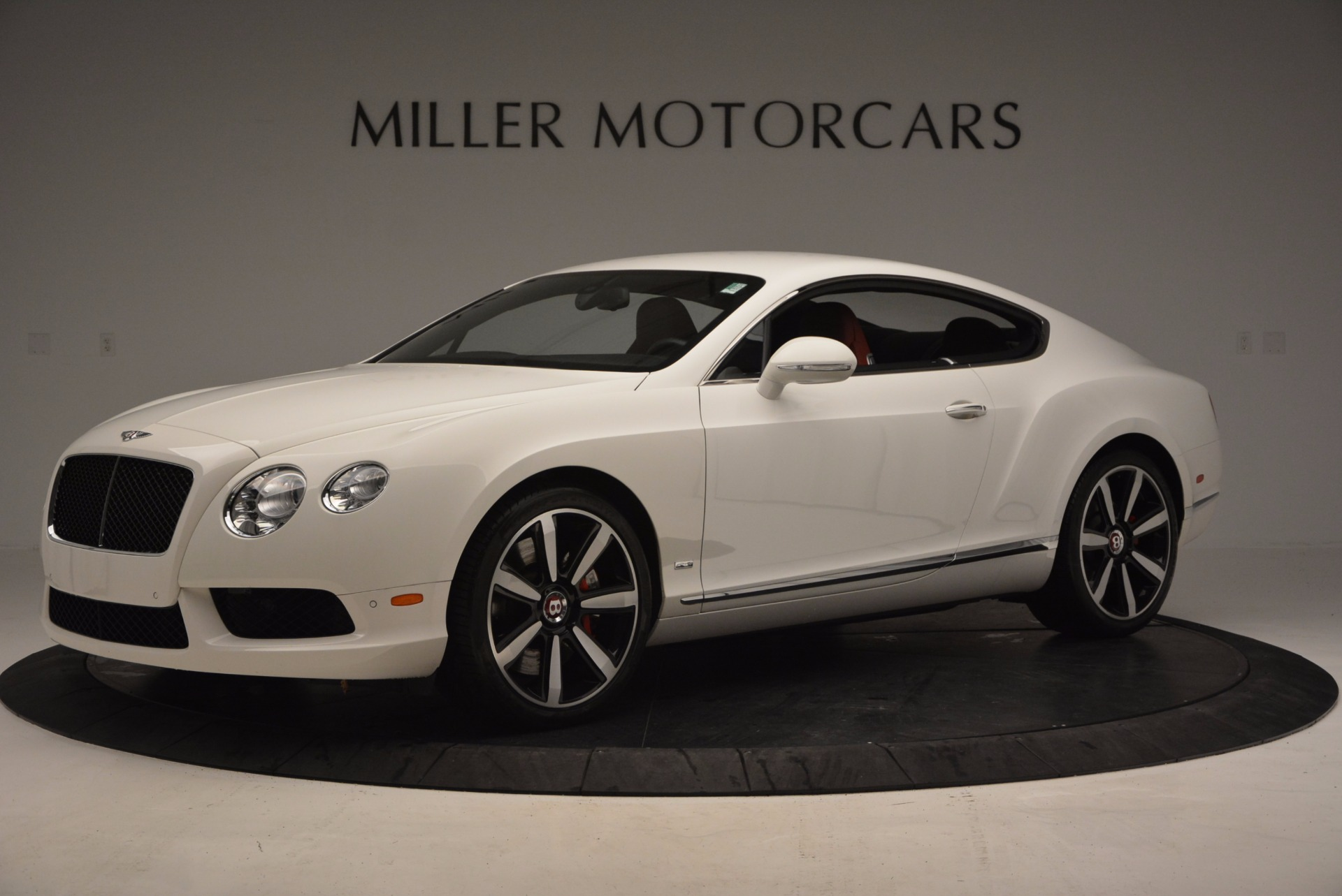 Used 2013 Bentley Continental GT V8 For Sale In Greenwich, CT. Alfa Romeo of Greenwich, B1201A 802_p2