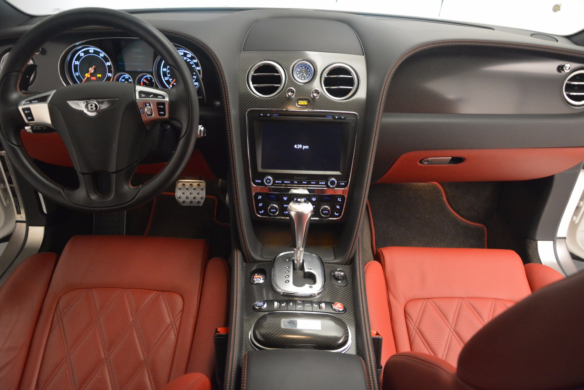 Used 2013 Bentley Continental GT V8 For Sale In Greenwich, CT. Alfa Romeo of Greenwich, B1201A 802_p42