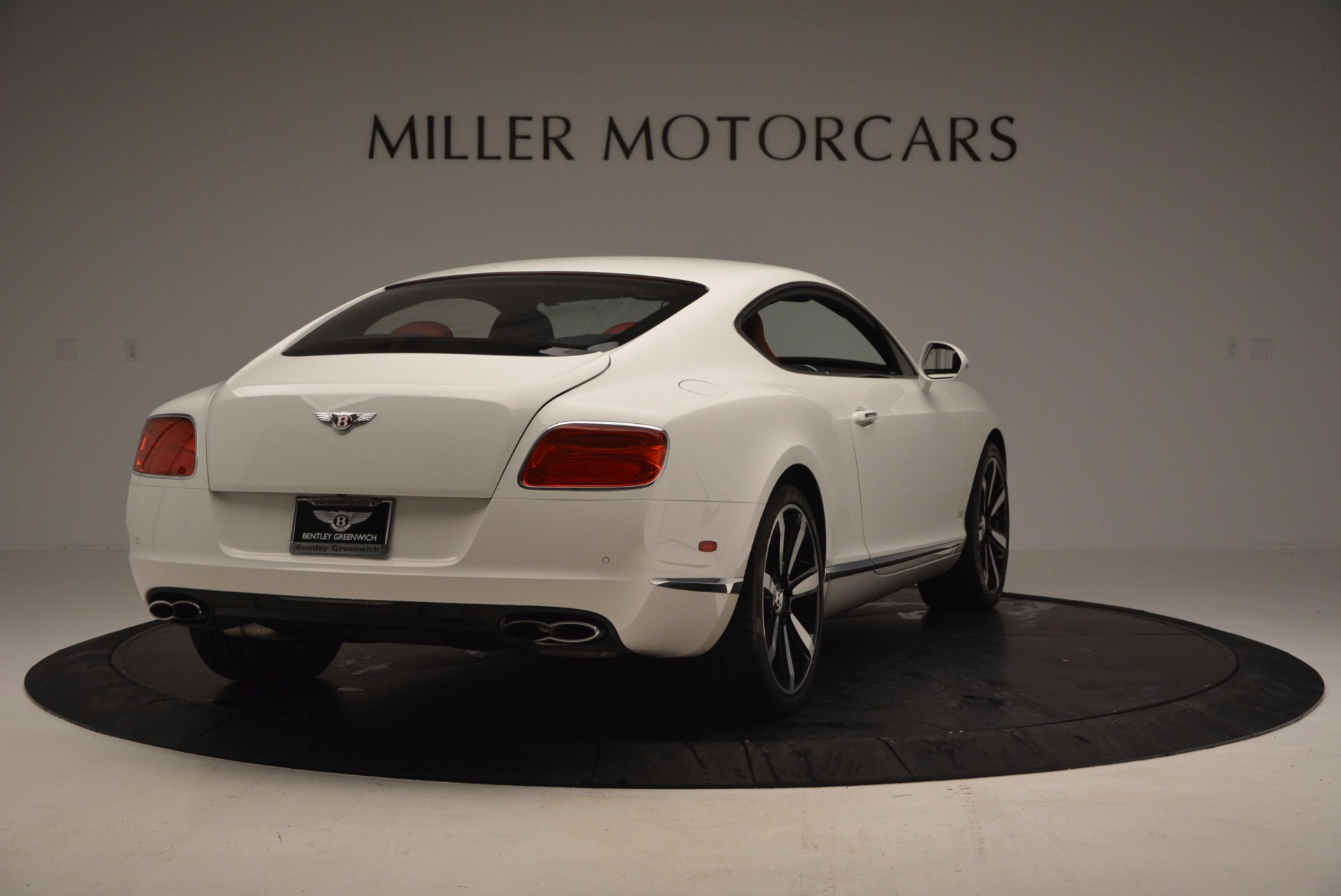 Used 2013 Bentley Continental GT V8 For Sale In Greenwich, CT. Alfa Romeo of Greenwich, B1201A 802_p7