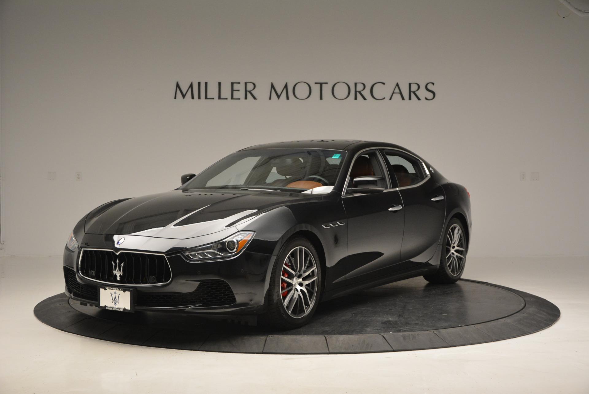 Used 2014 Maserati Ghibli S Q4 For Sale In Greenwich, CT. Alfa Romeo of Greenwich, 7132 805_main