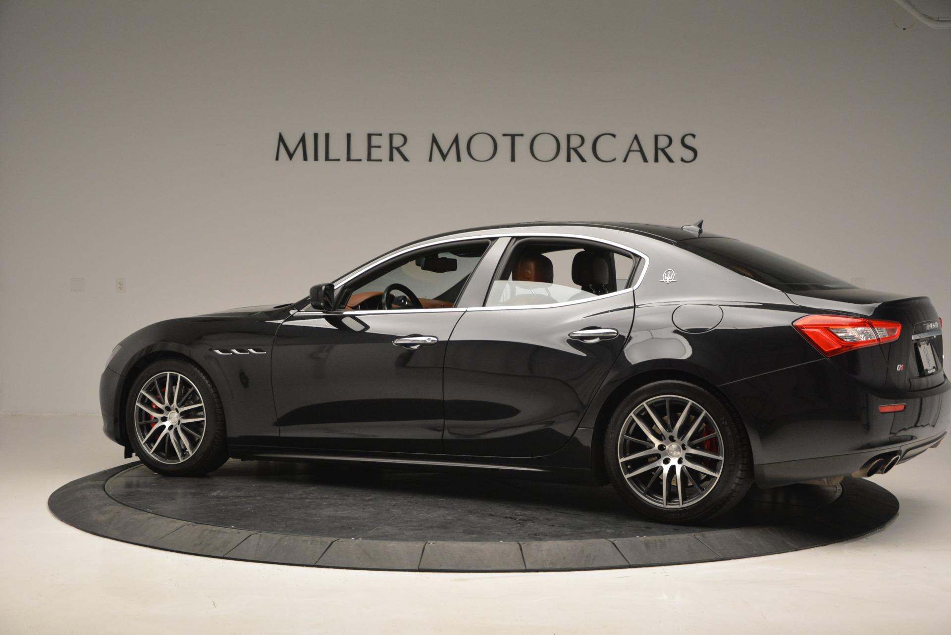 Used 2014 Maserati Ghibli S Q4 For Sale In Greenwich, CT. Alfa Romeo of Greenwich, 7132 805_p4