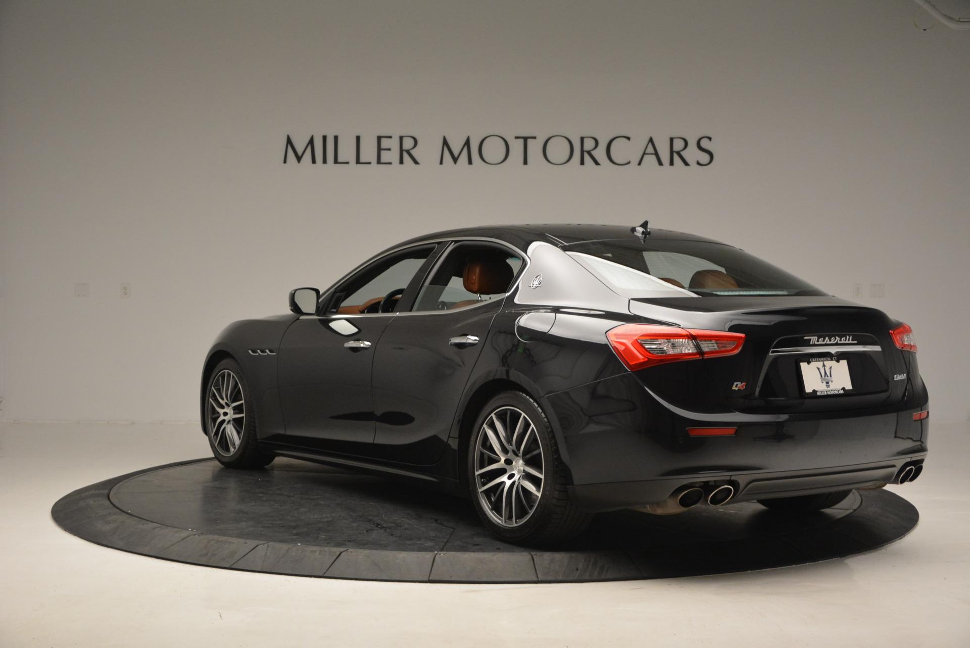 Used 2014 Maserati Ghibli S Q4 For Sale In Greenwich, CT. Alfa Romeo of Greenwich, 7132 805_p5