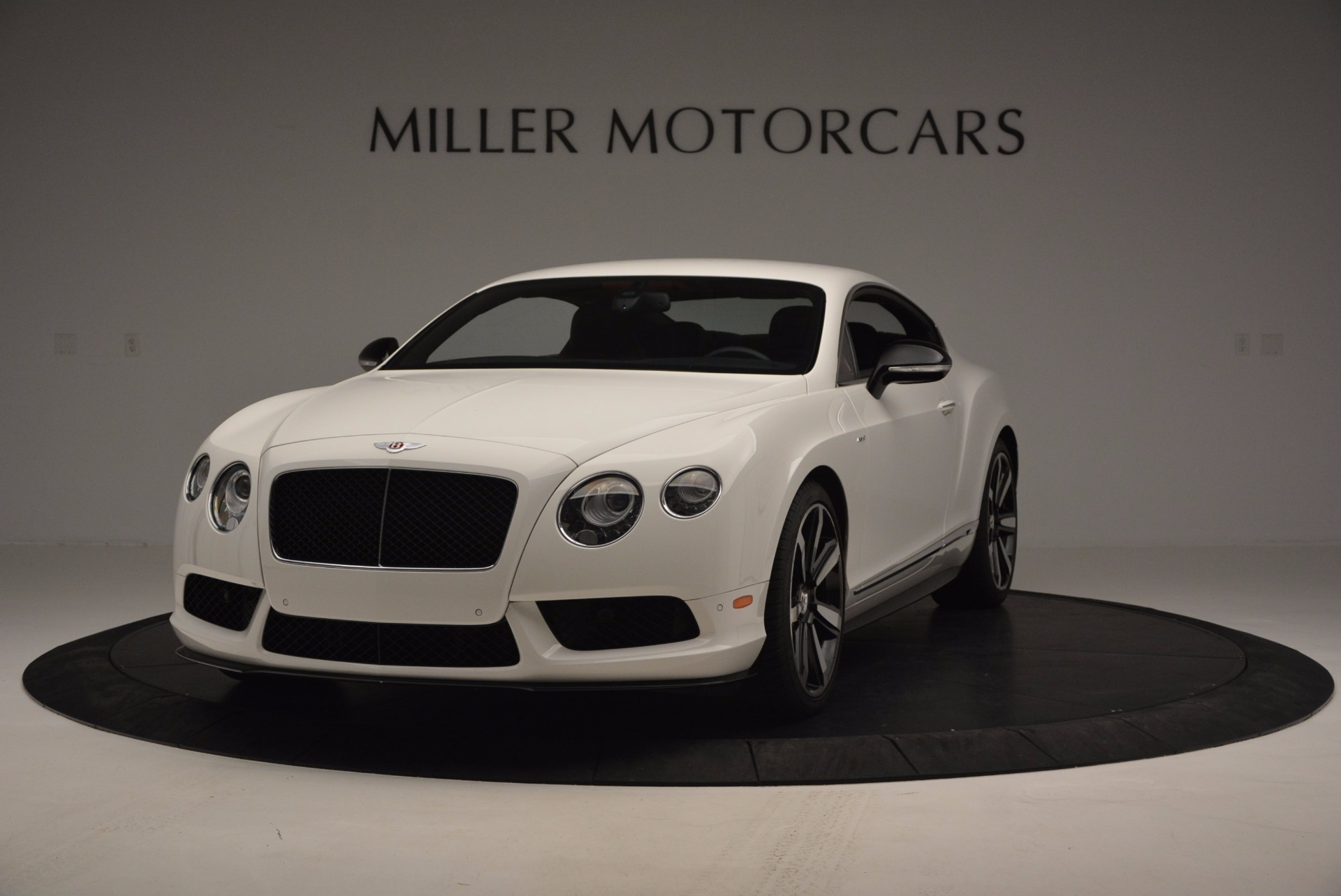 Used 2014 Bentley Continental GT V8 S For Sale In Greenwich, CT. Alfa Romeo of Greenwich, 7135 806_main