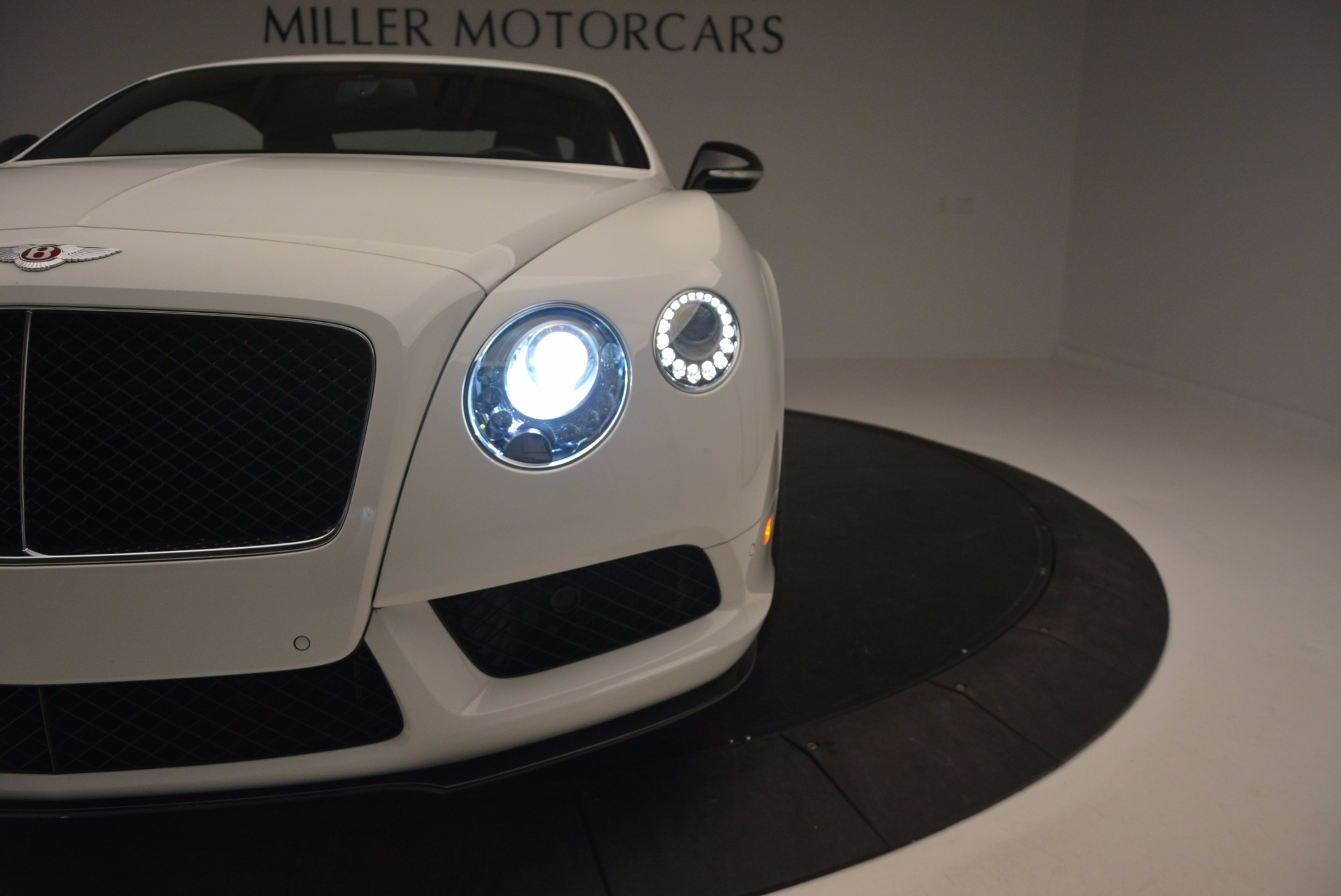 Used 2014 Bentley Continental GT V8 S For Sale In Greenwich, CT. Alfa Romeo of Greenwich, 7135 806_p17