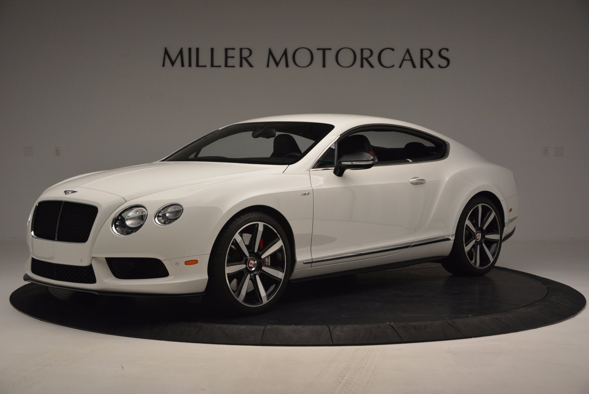 Used 2014 Bentley Continental GT V8 S For Sale In Greenwich, CT. Alfa Romeo of Greenwich, 7135 806_p2