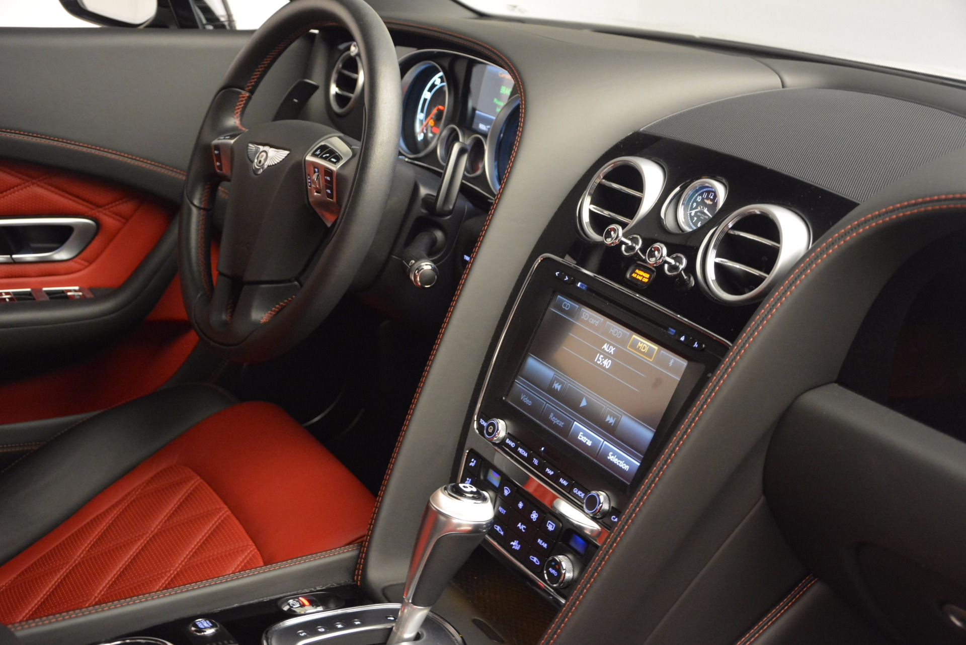 Used 2014 Bentley Continental GT V8 S For Sale In Greenwich, CT. Alfa Romeo of Greenwich, 7135 806_p38