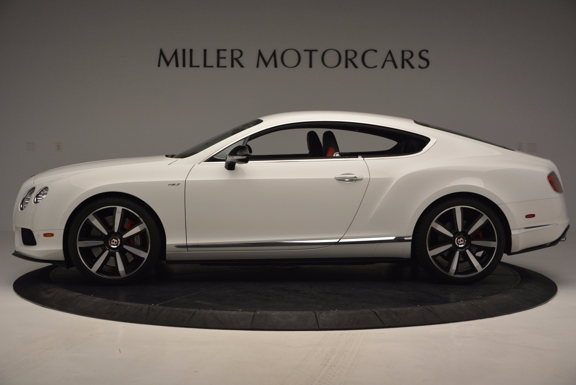 Used 2014 Bentley Continental GT V8 S For Sale In Greenwich, CT. Alfa Romeo of Greenwich, 7135 806_p3